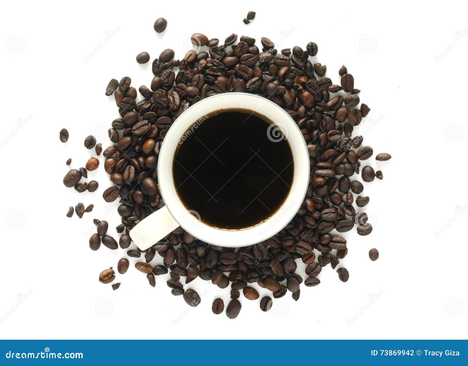 Café con las habas flojas
