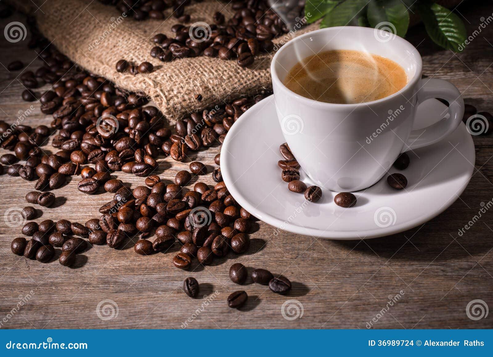 Café d expresso