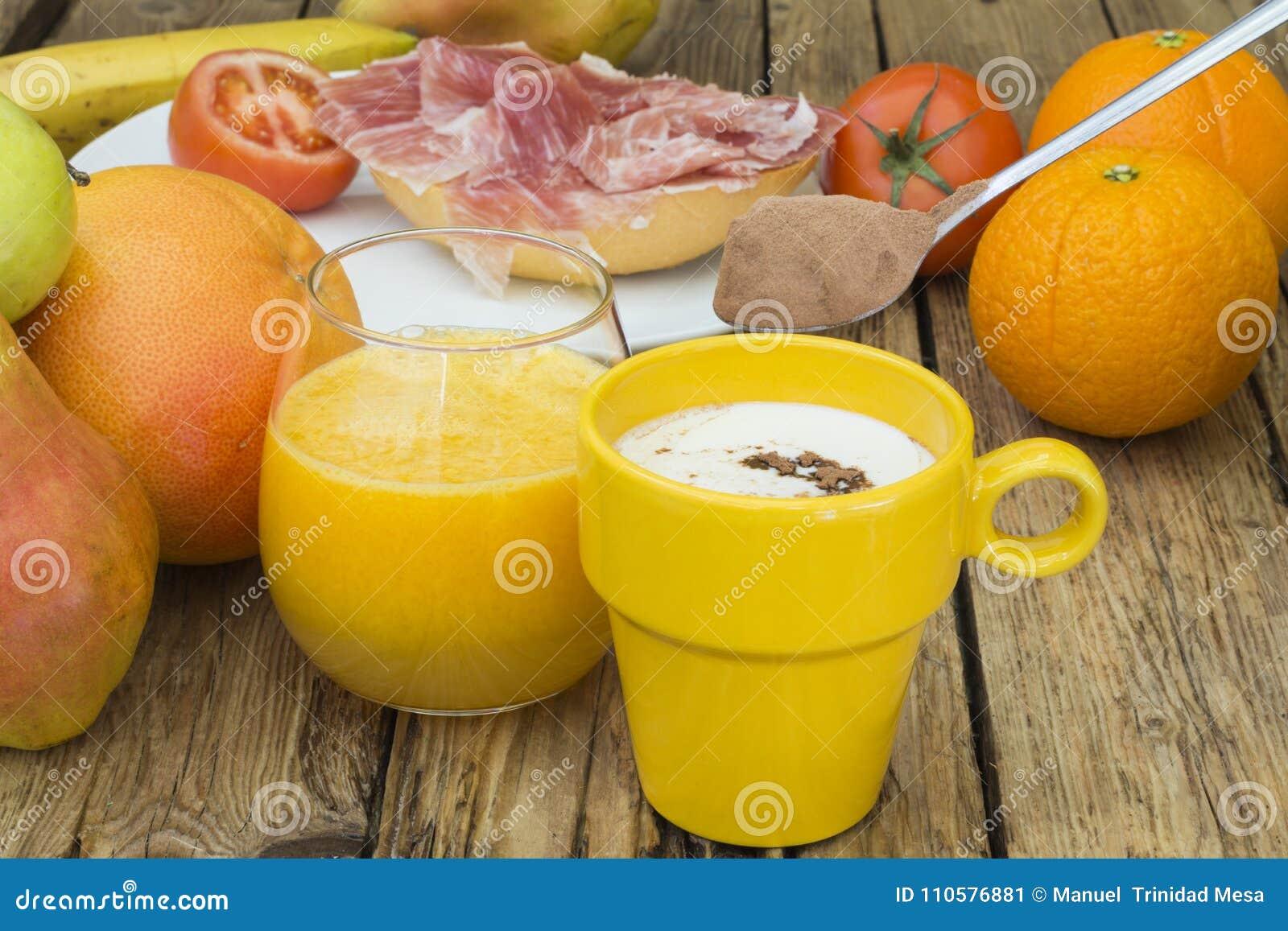 dieta do mediterraneo cafe da manha