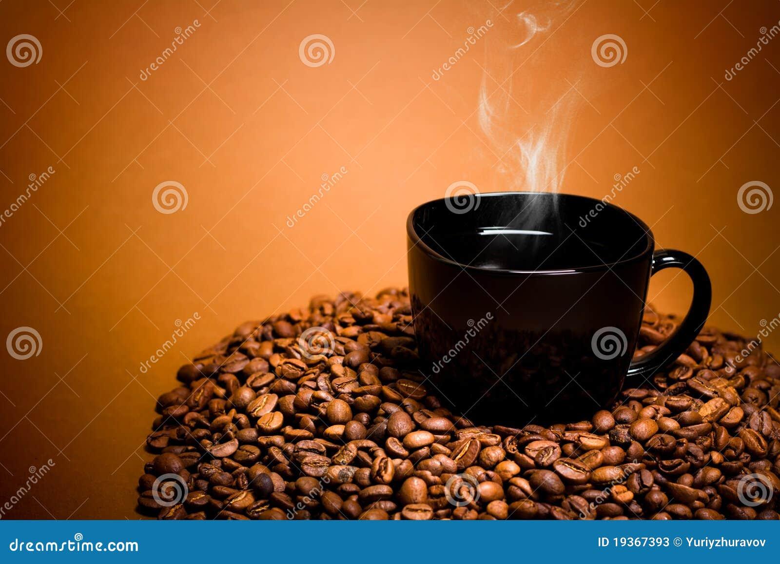 Café de fumo perfeito