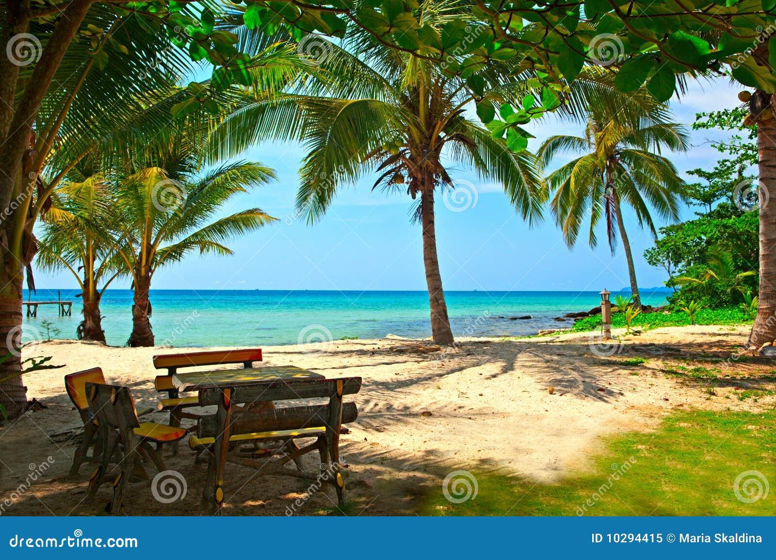 Café de la playa
