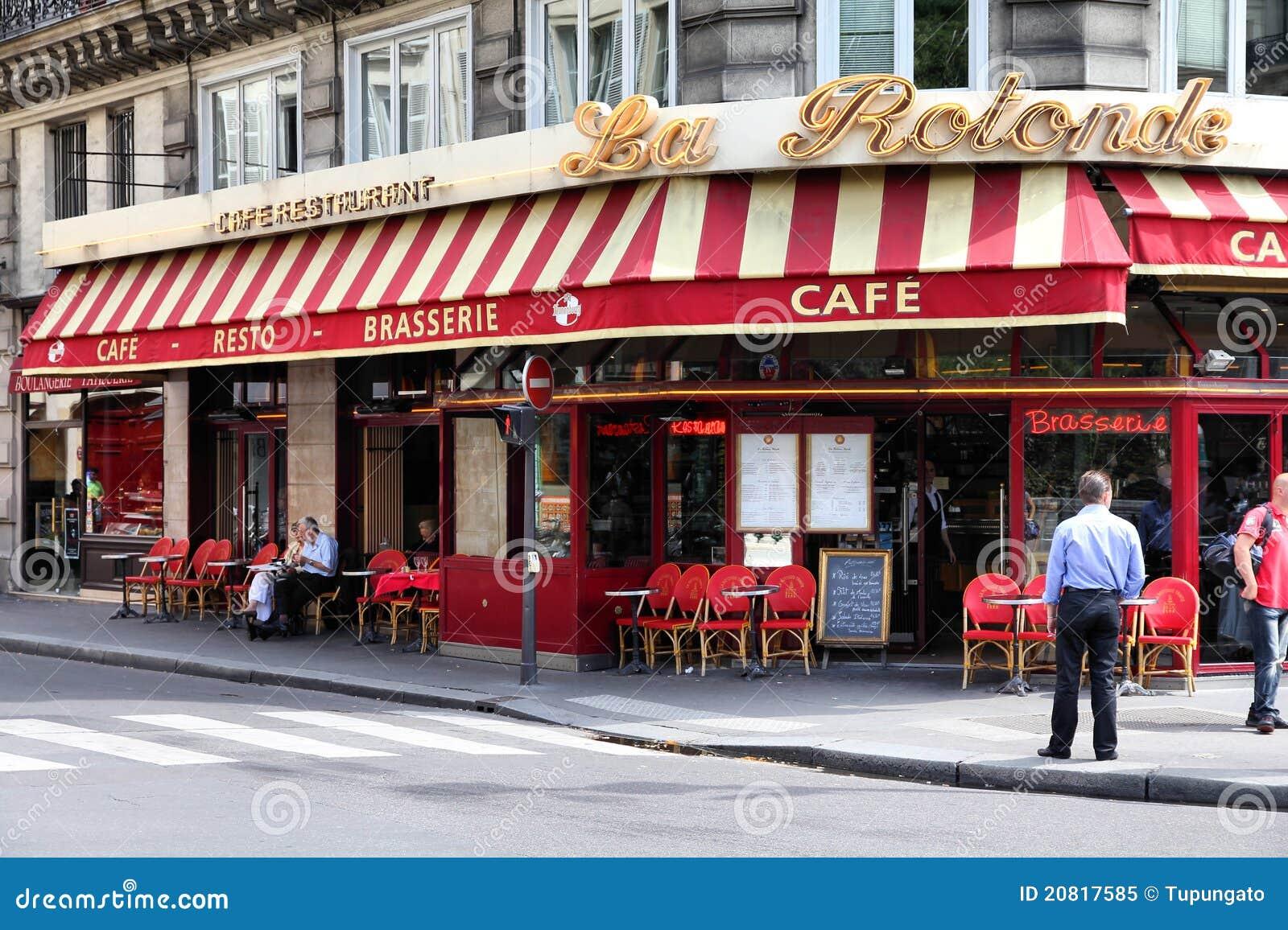 Caf Ef Bf Bd De Paris Vintage