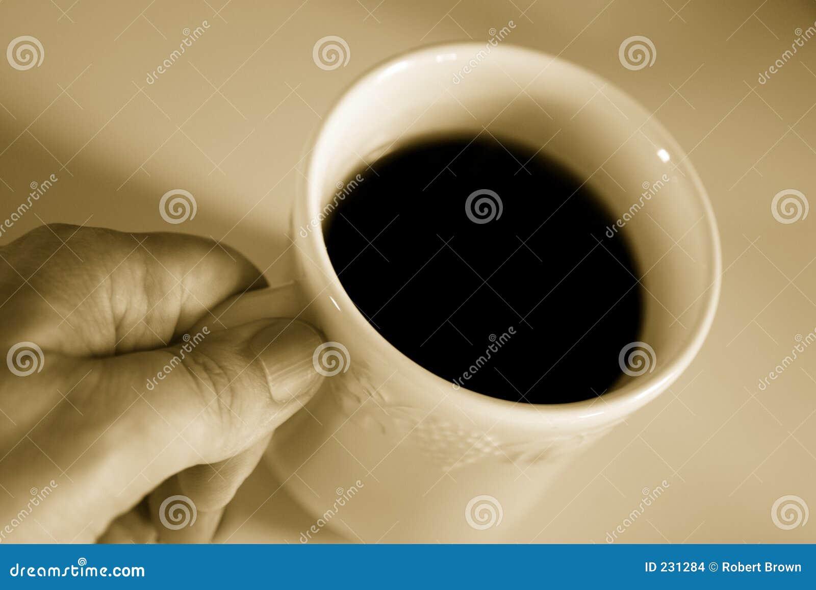 Café de um homem