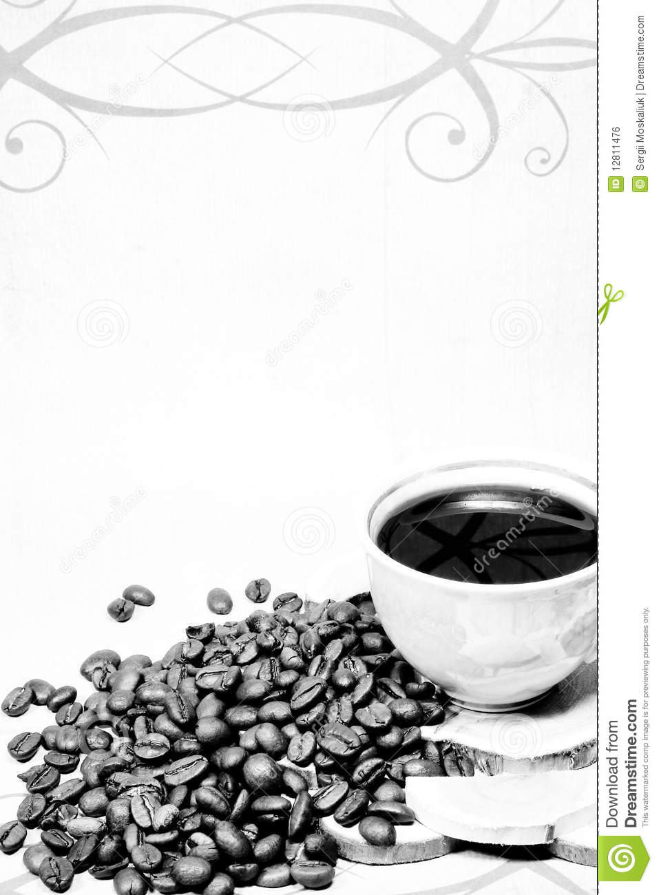 Café e copo Roasted