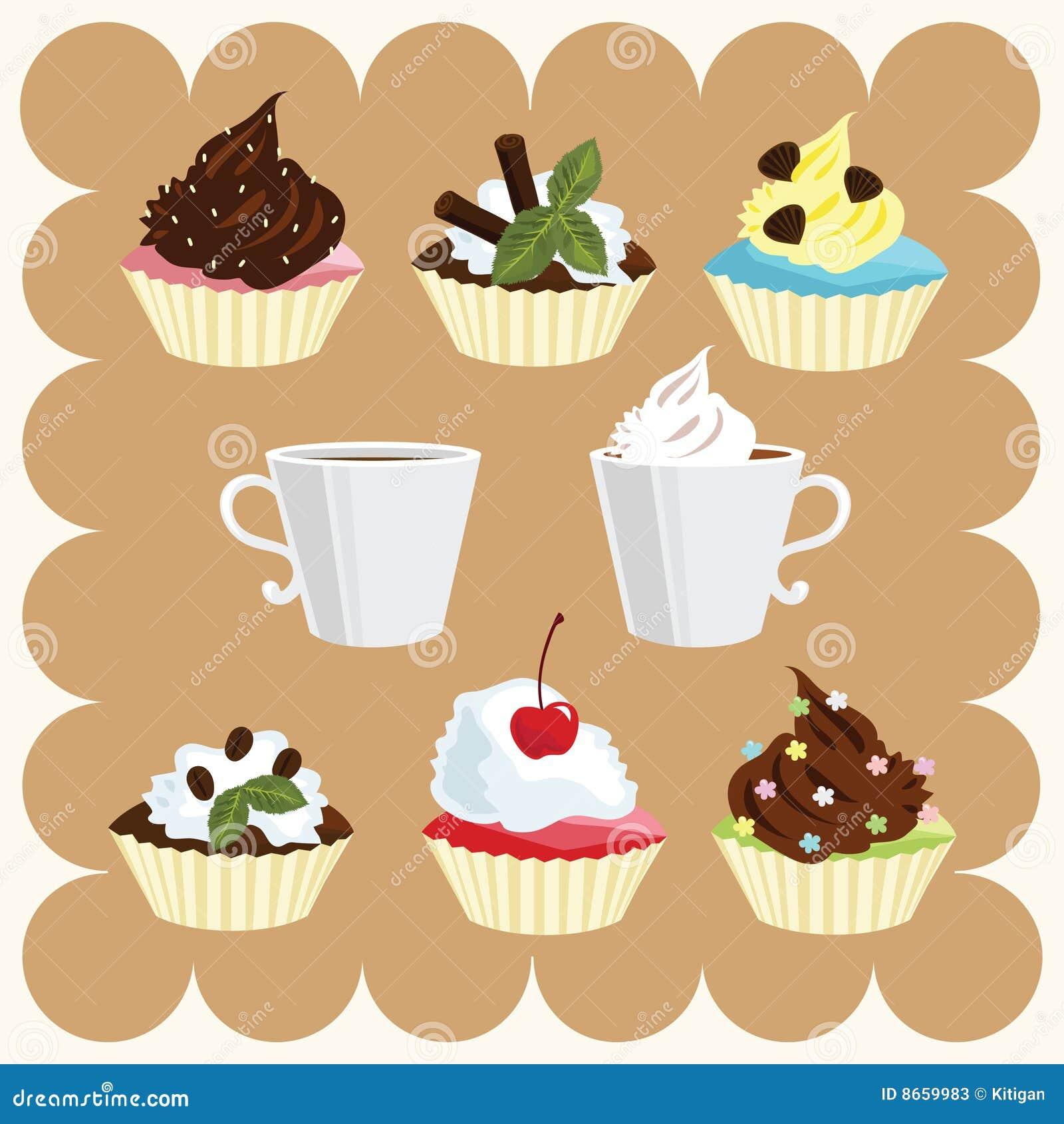 Café et gâteaux