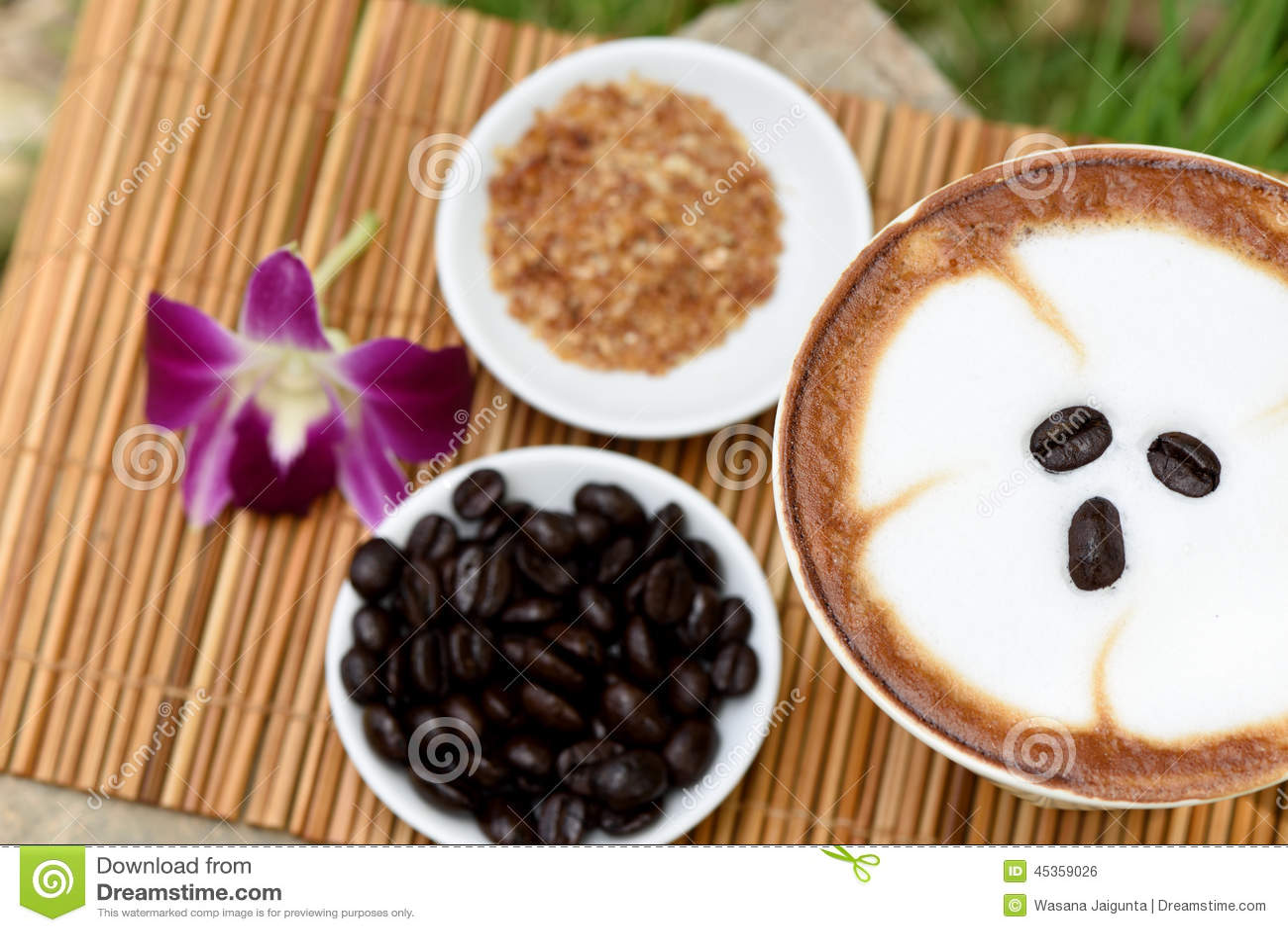Café et lait