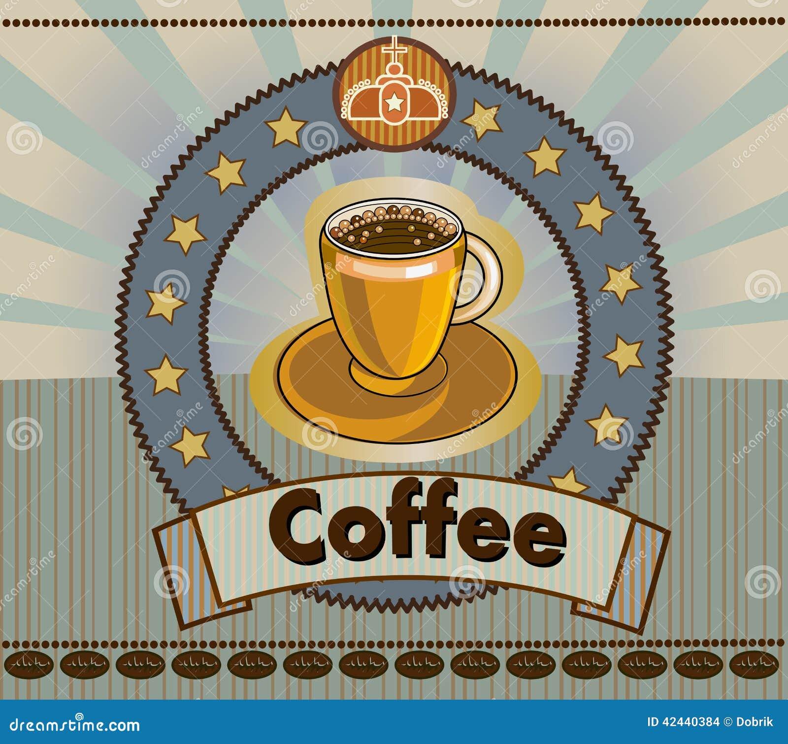 Café menú