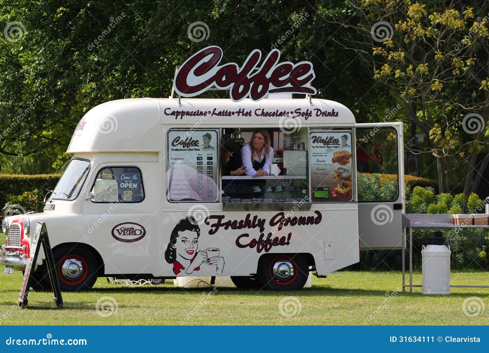 Café mobile.