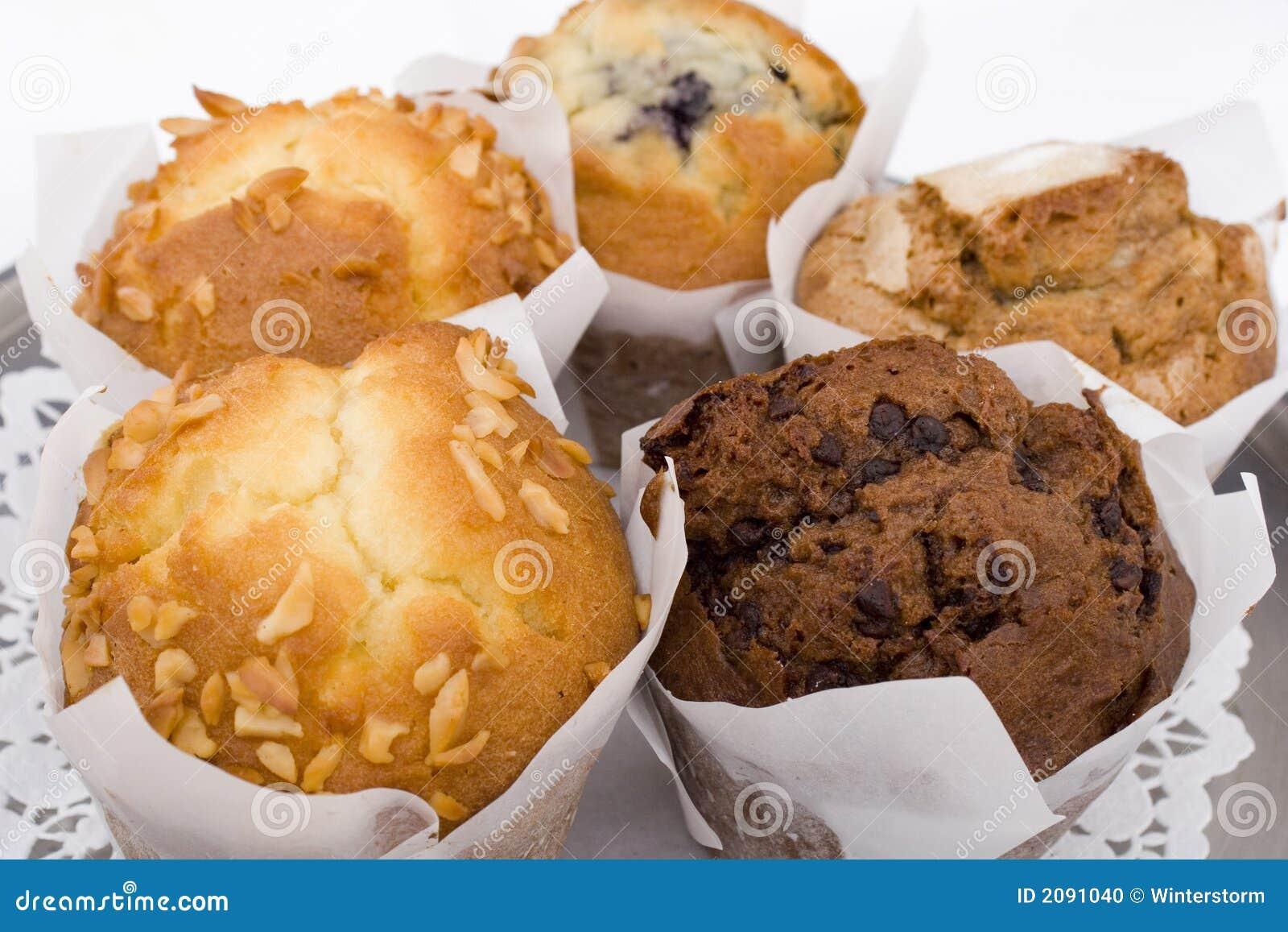 Café Muffins
