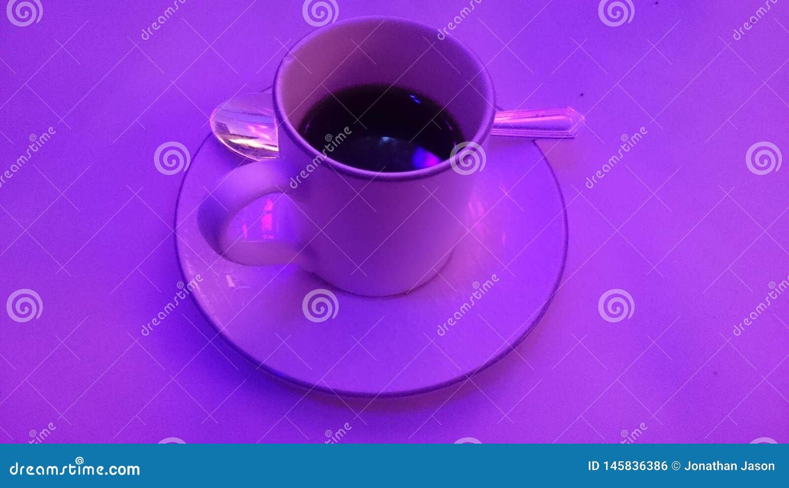 Caf? negro del filtro