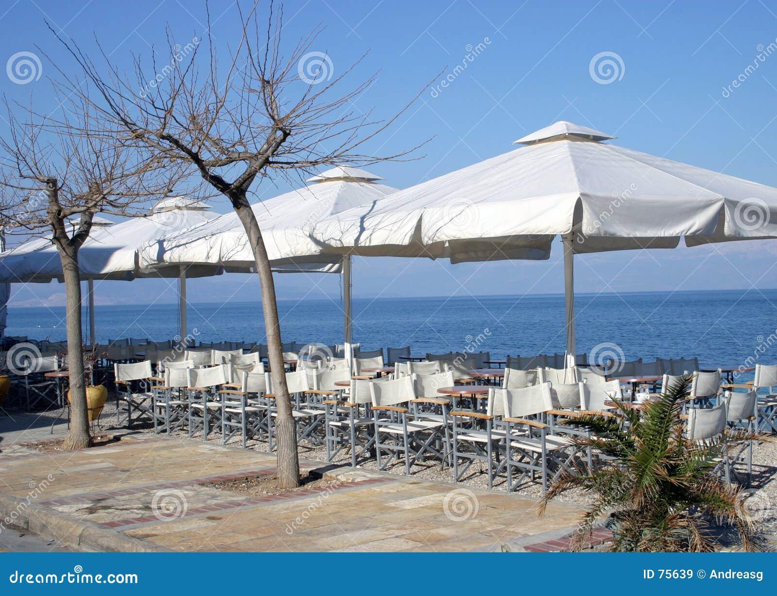 Café por el mar