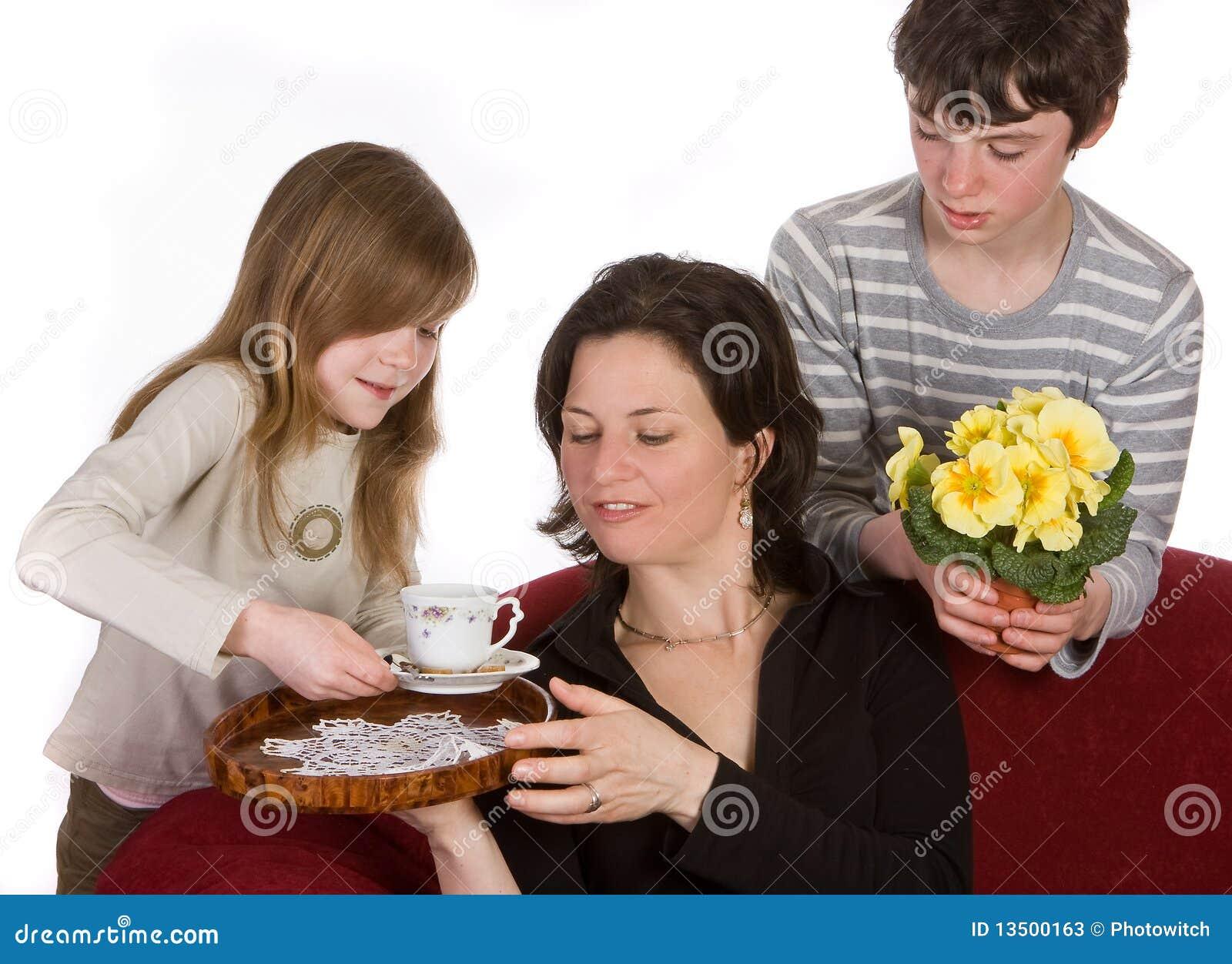 Café pour la maman