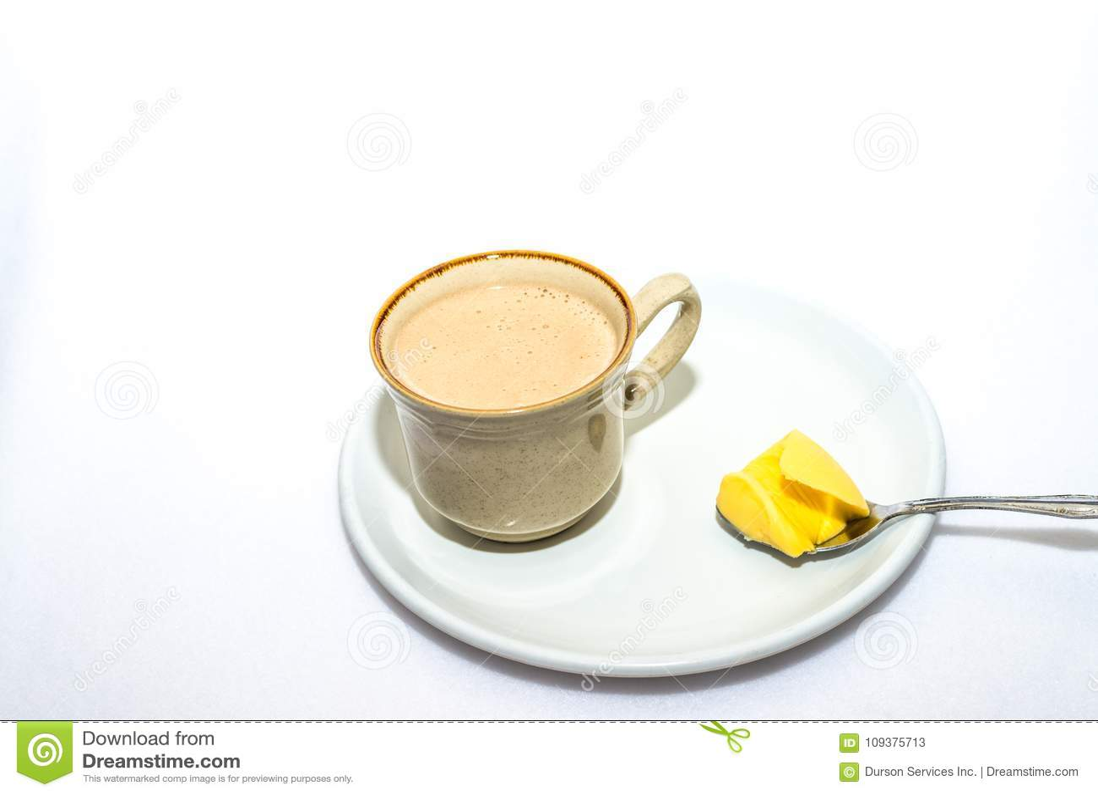 Café a prueba de balas del Keto