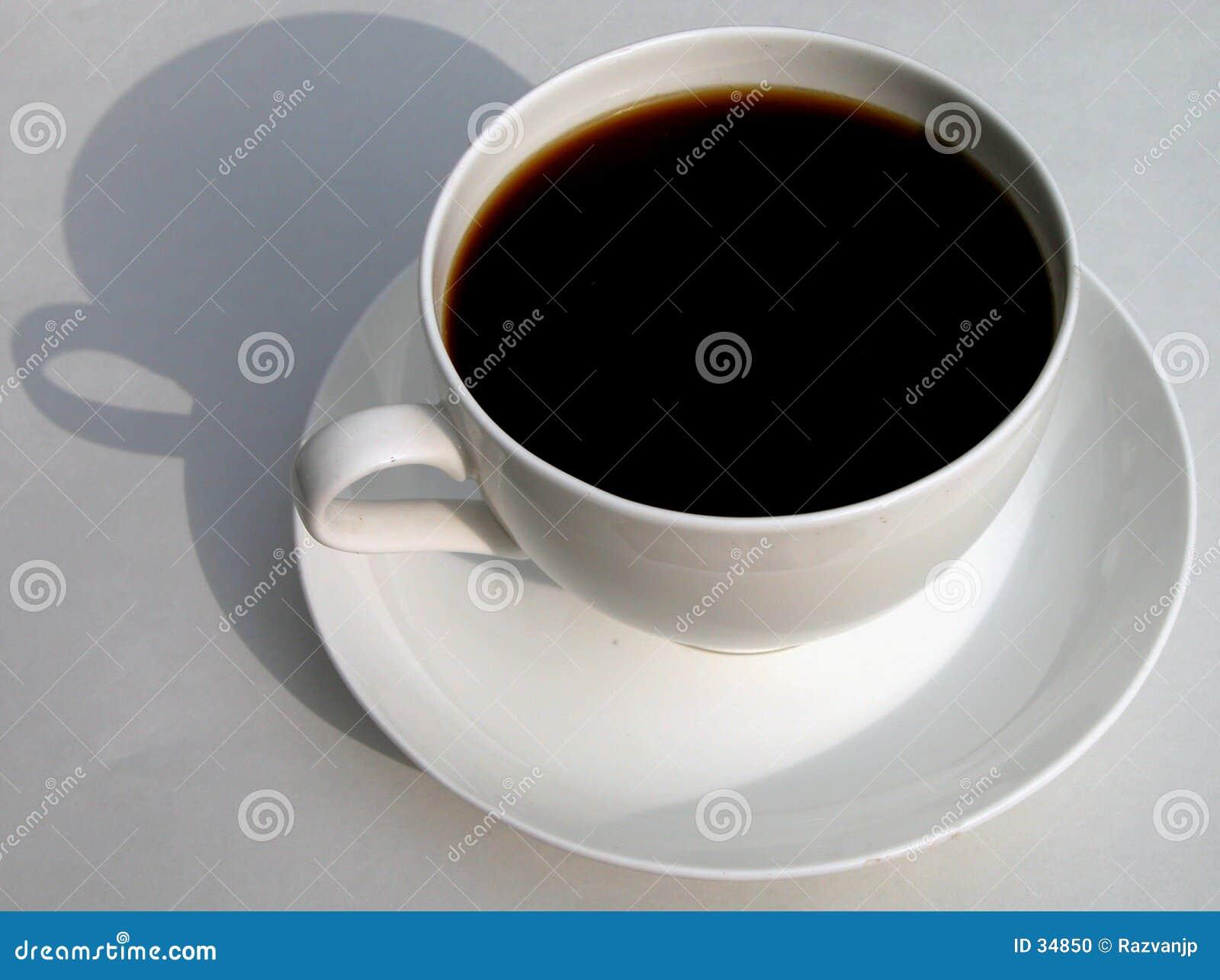 Download Café sólo foto de archivo. Imagen de cocina, fresco, guías - 34850
