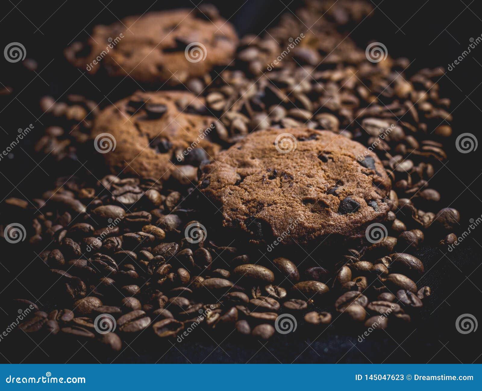 Caf? et biscuits