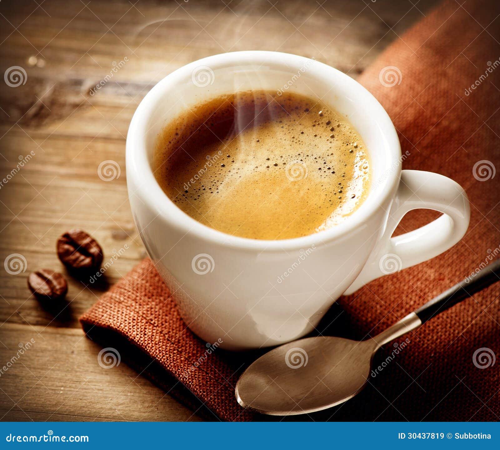 caf express de caf images libres de droits image 30437819. Black Bedroom Furniture Sets. Home Design Ideas