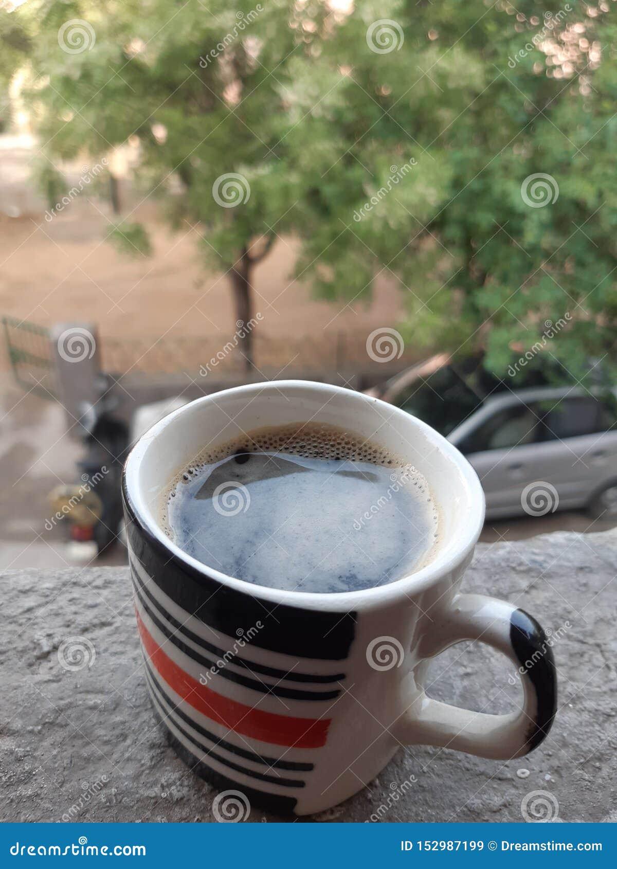 Caf? noir