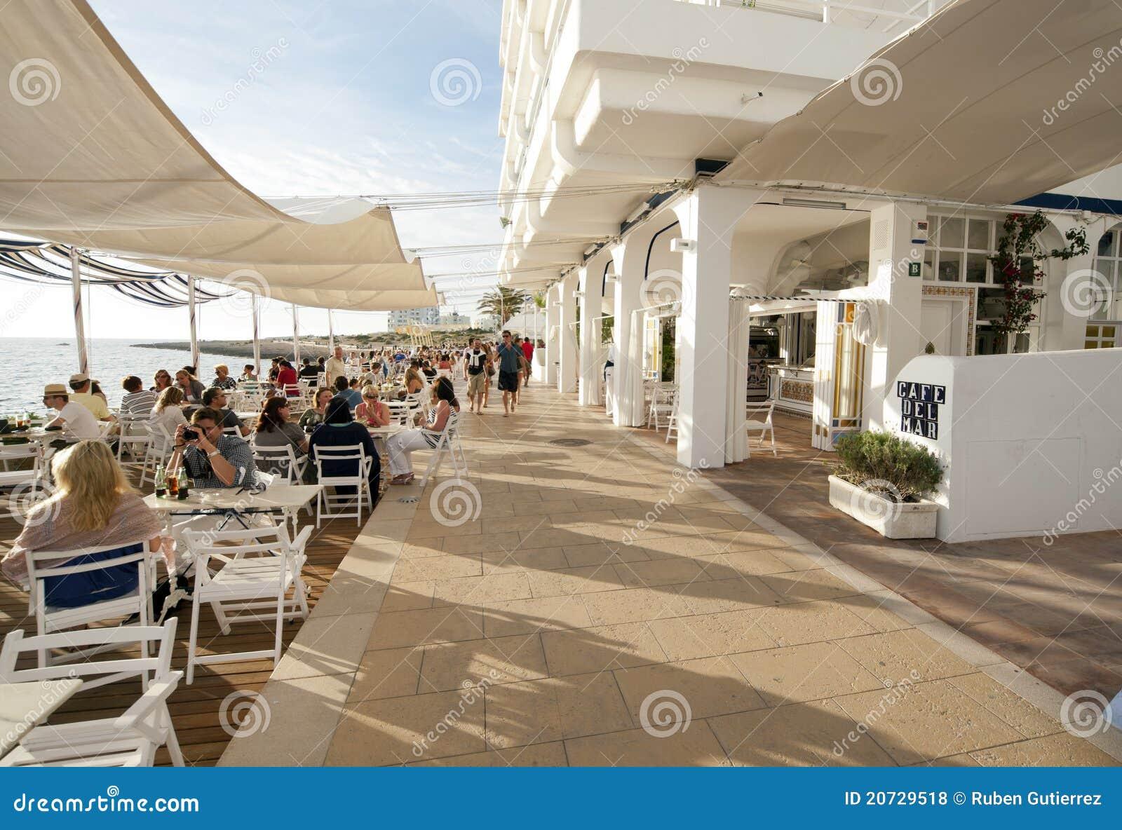 Ibiza Cafe Bar Terrace