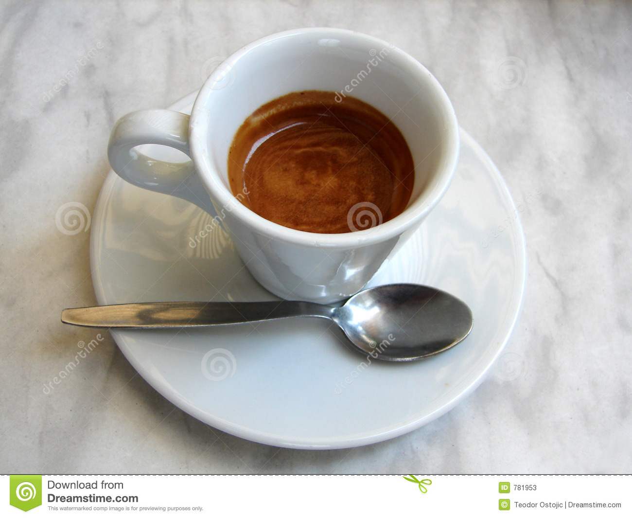 Cafe Espresso Stock Photos Image 781953