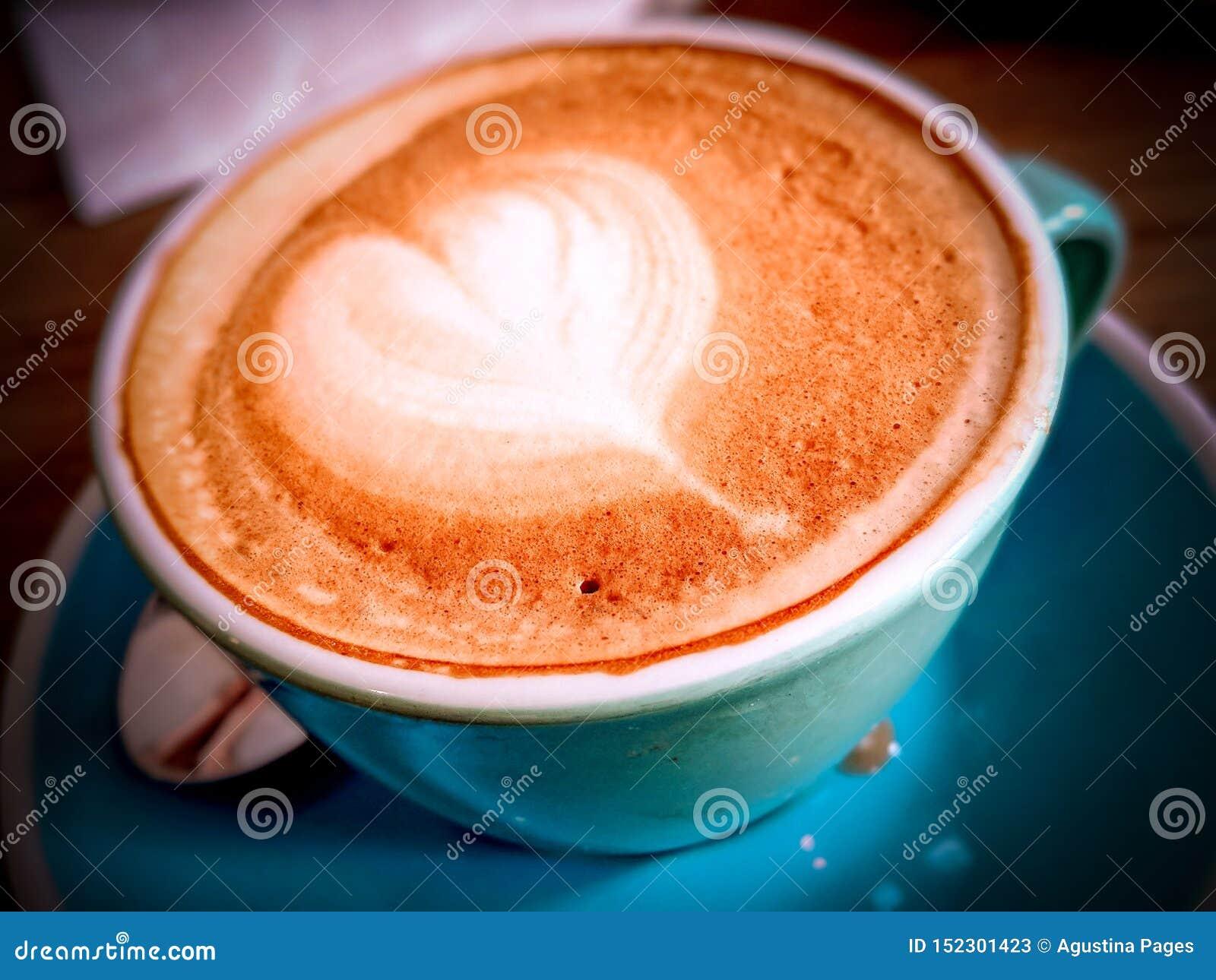 Cafecito corazon
