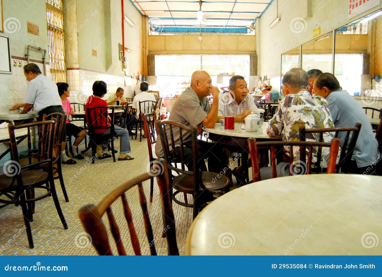 Cafetaria chinesa