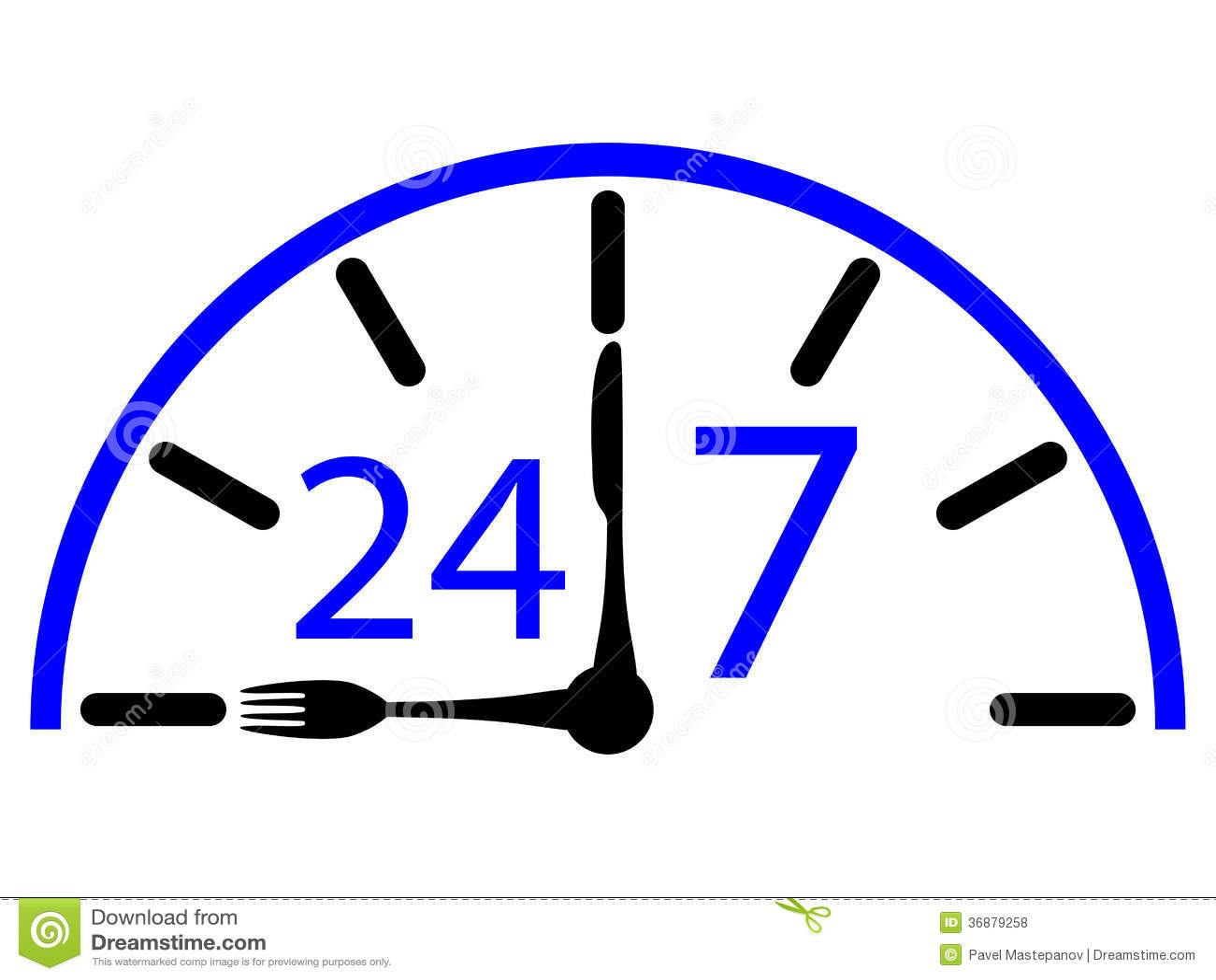 Download Caffè del lavoro di tempo illustrazione vettoriale. Illustrazione di bandiera - 36879258