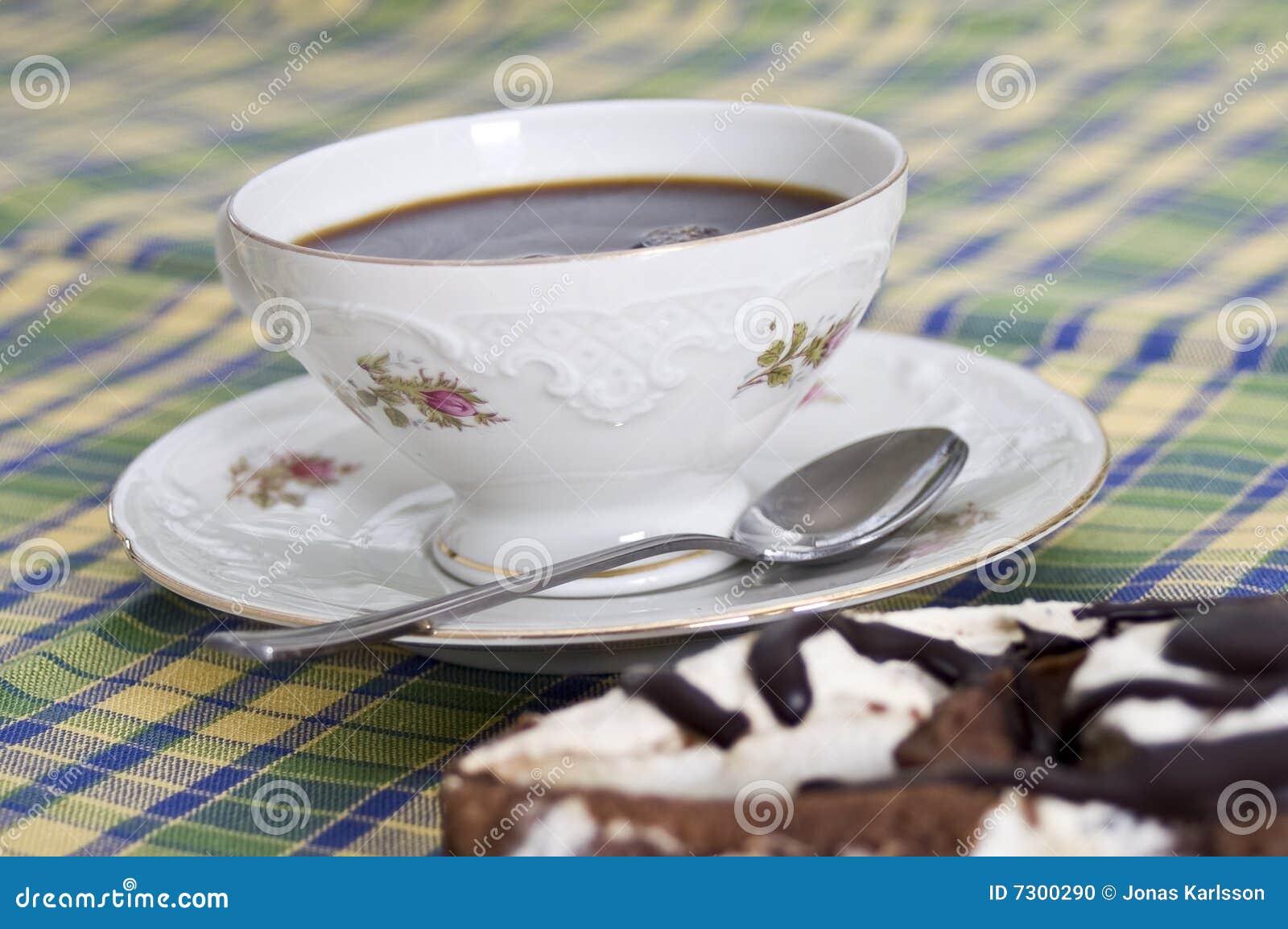 Caffè di pomeriggio