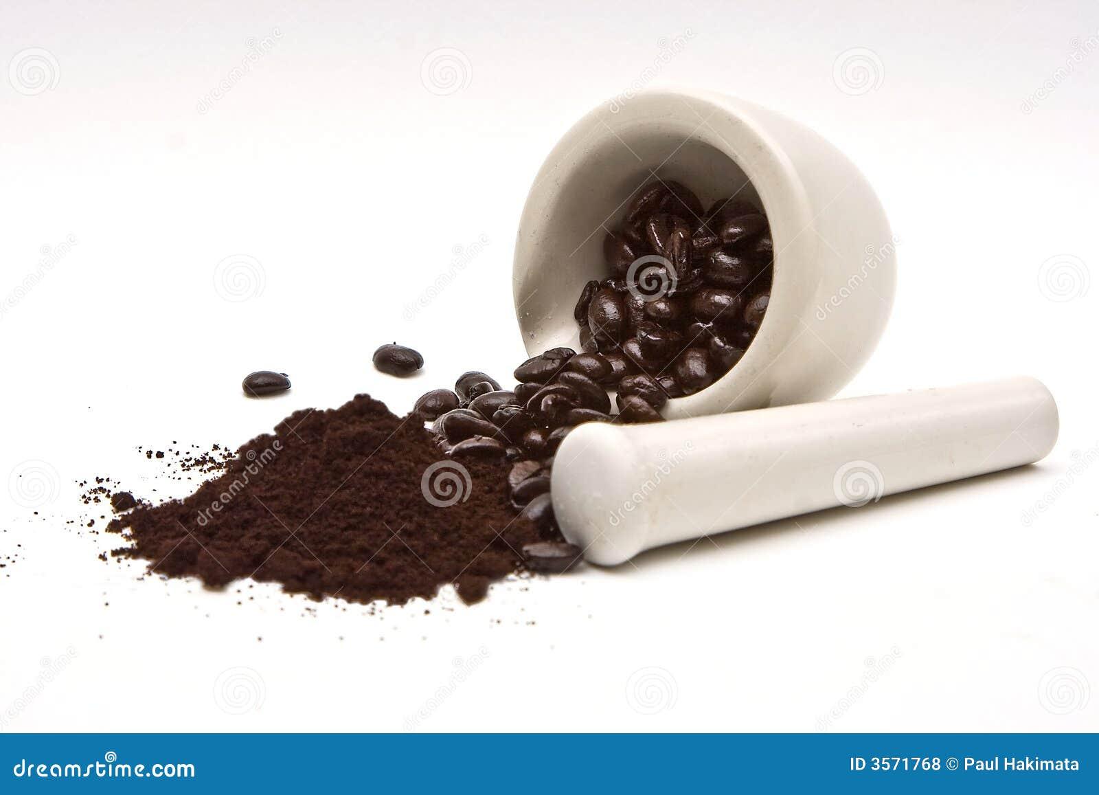 Caffè e frantumazione