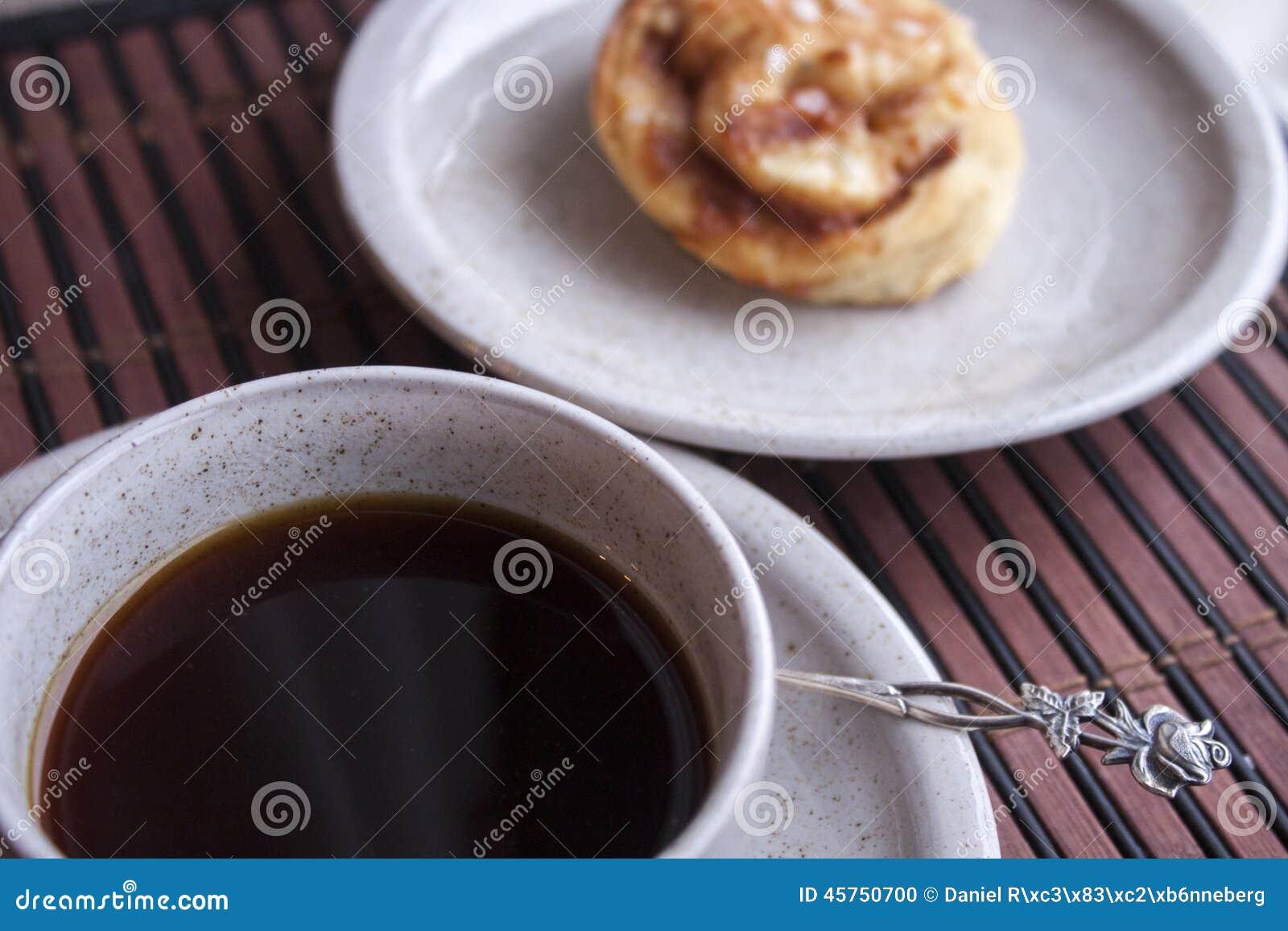 Caffè e panino