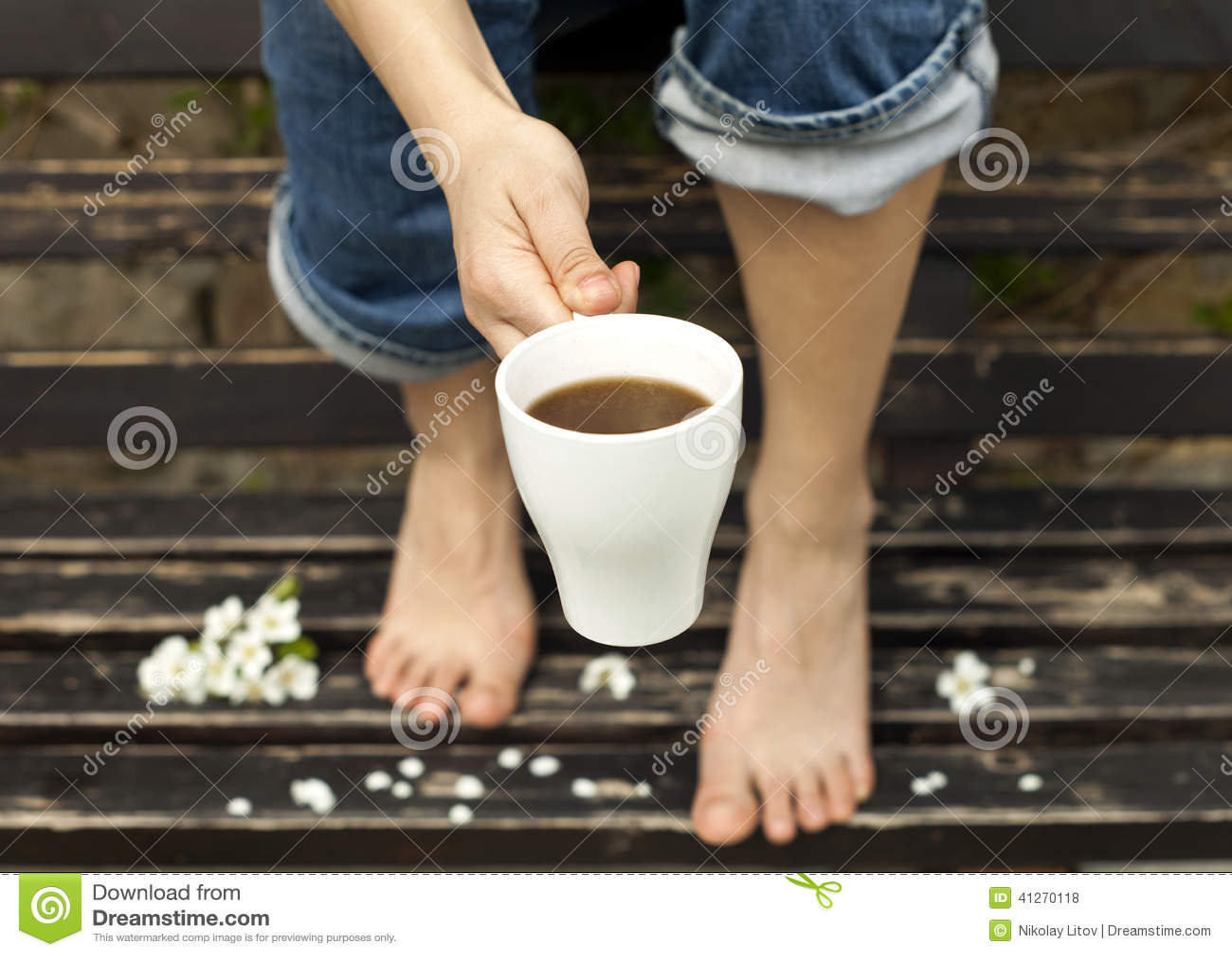 Caffè sul banco