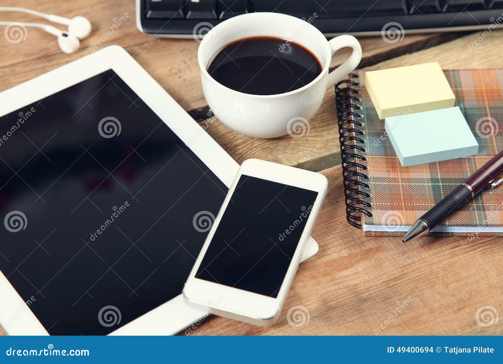 Download Caffee stockfoto. Bild von einheit, geschäft, tablette - 49400694