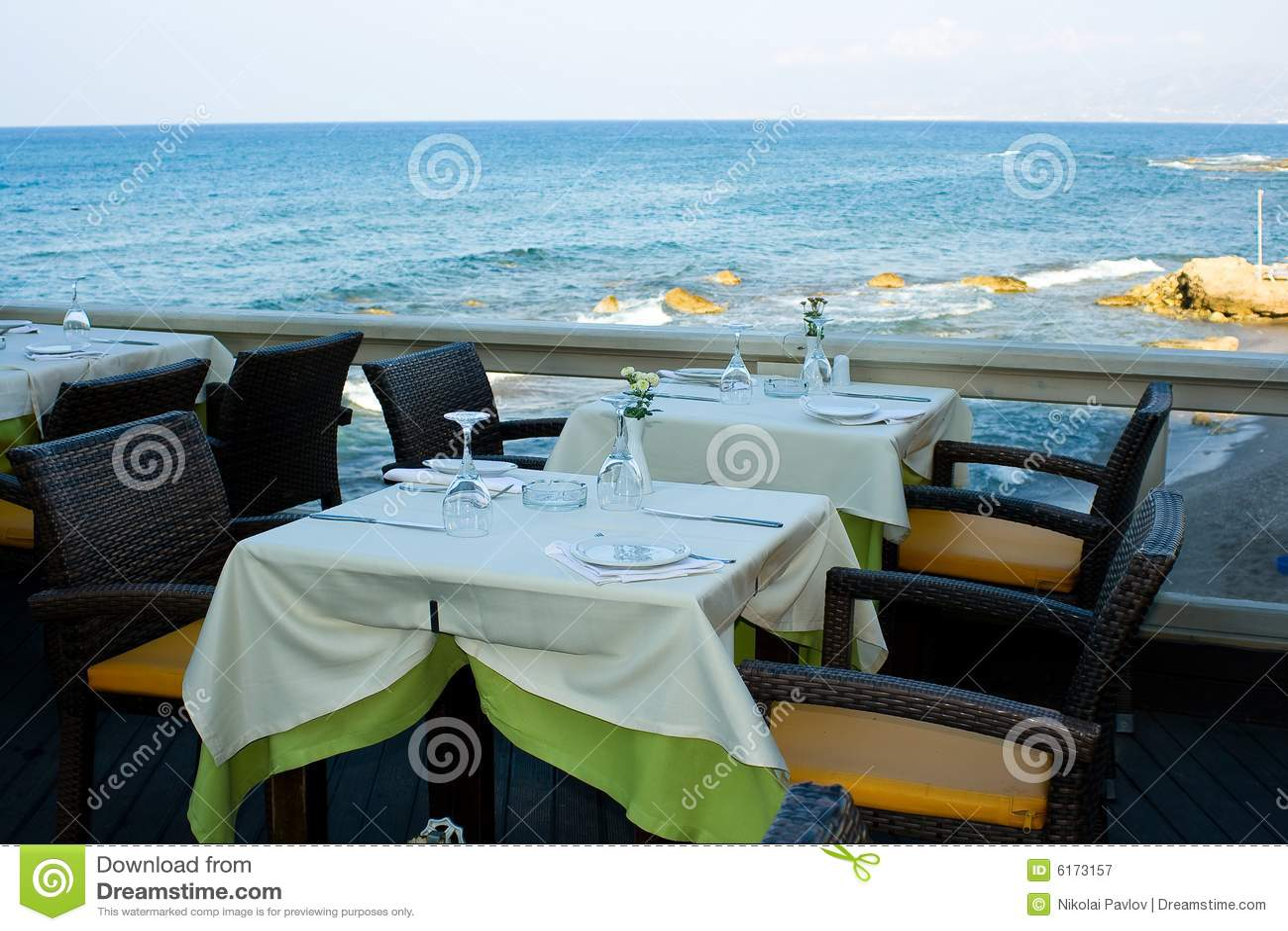 Caffee pusty stolik krzesło eleganckie