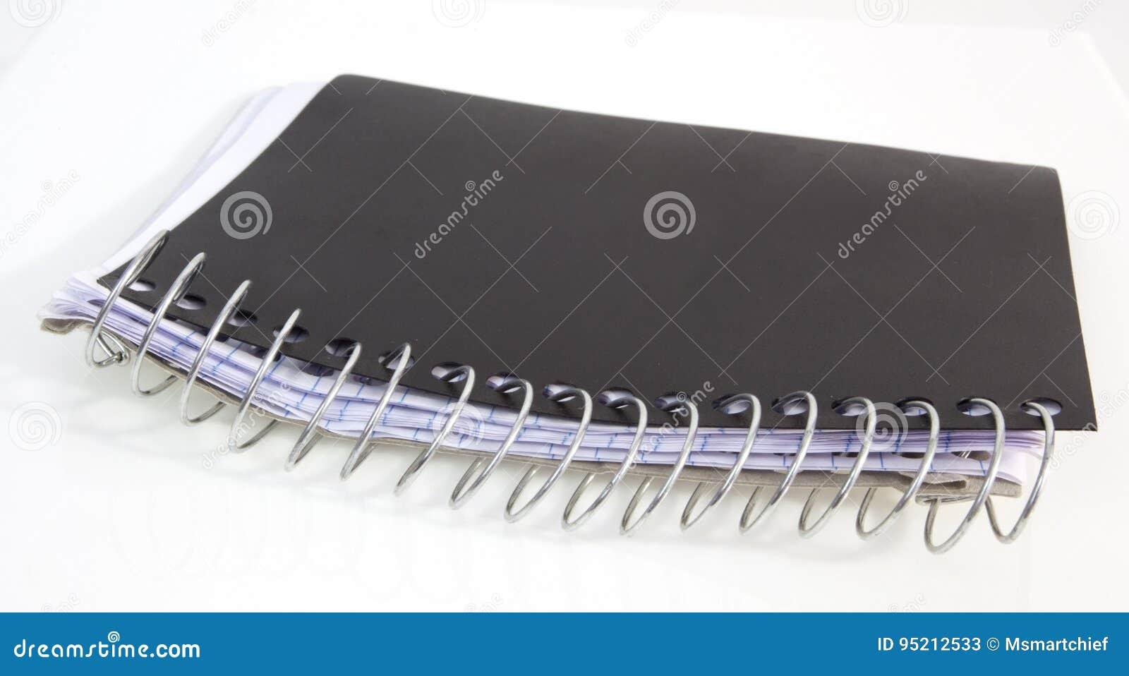 Cahier utilisé