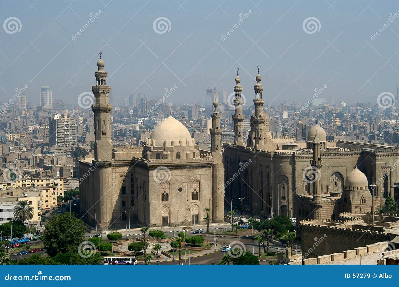 Cairo widok