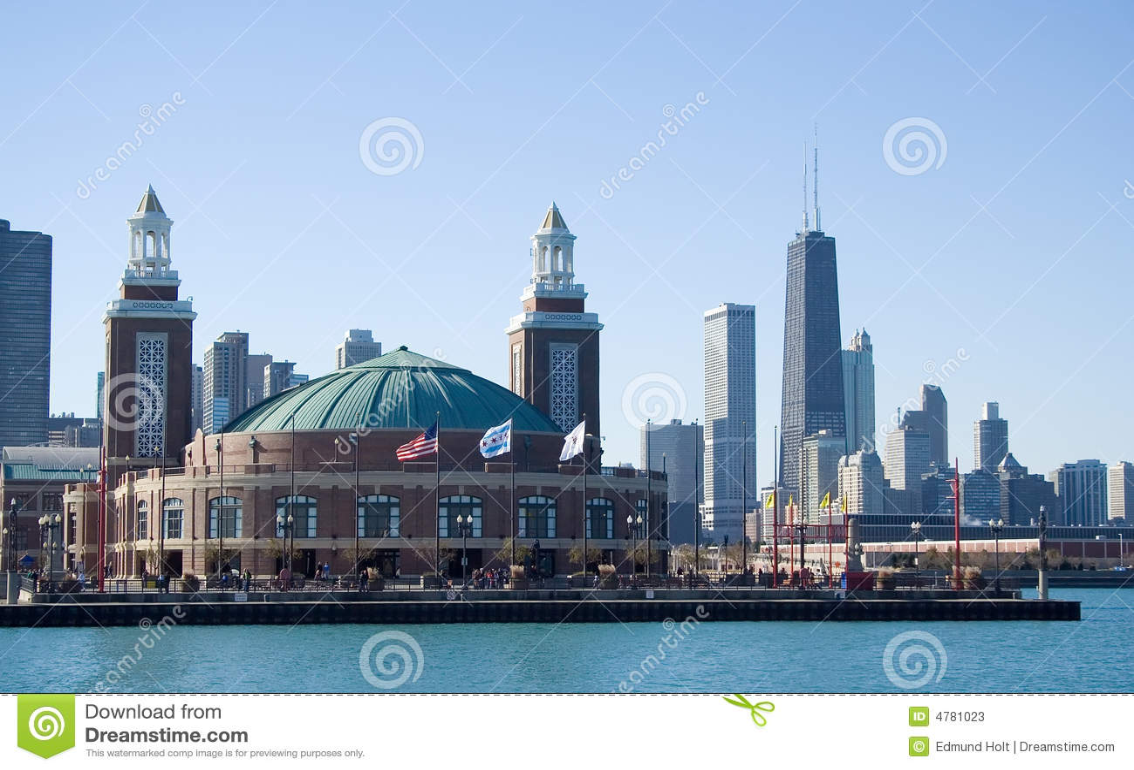 Cais da marinha, Chicago