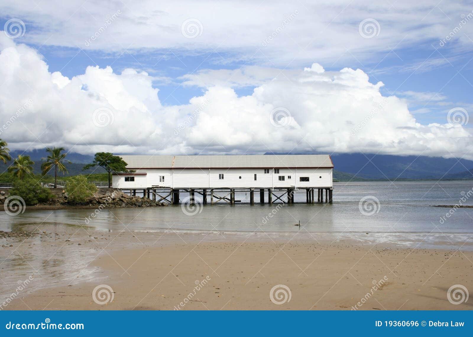 Cais de Port Douglas, Queensland Austrália
