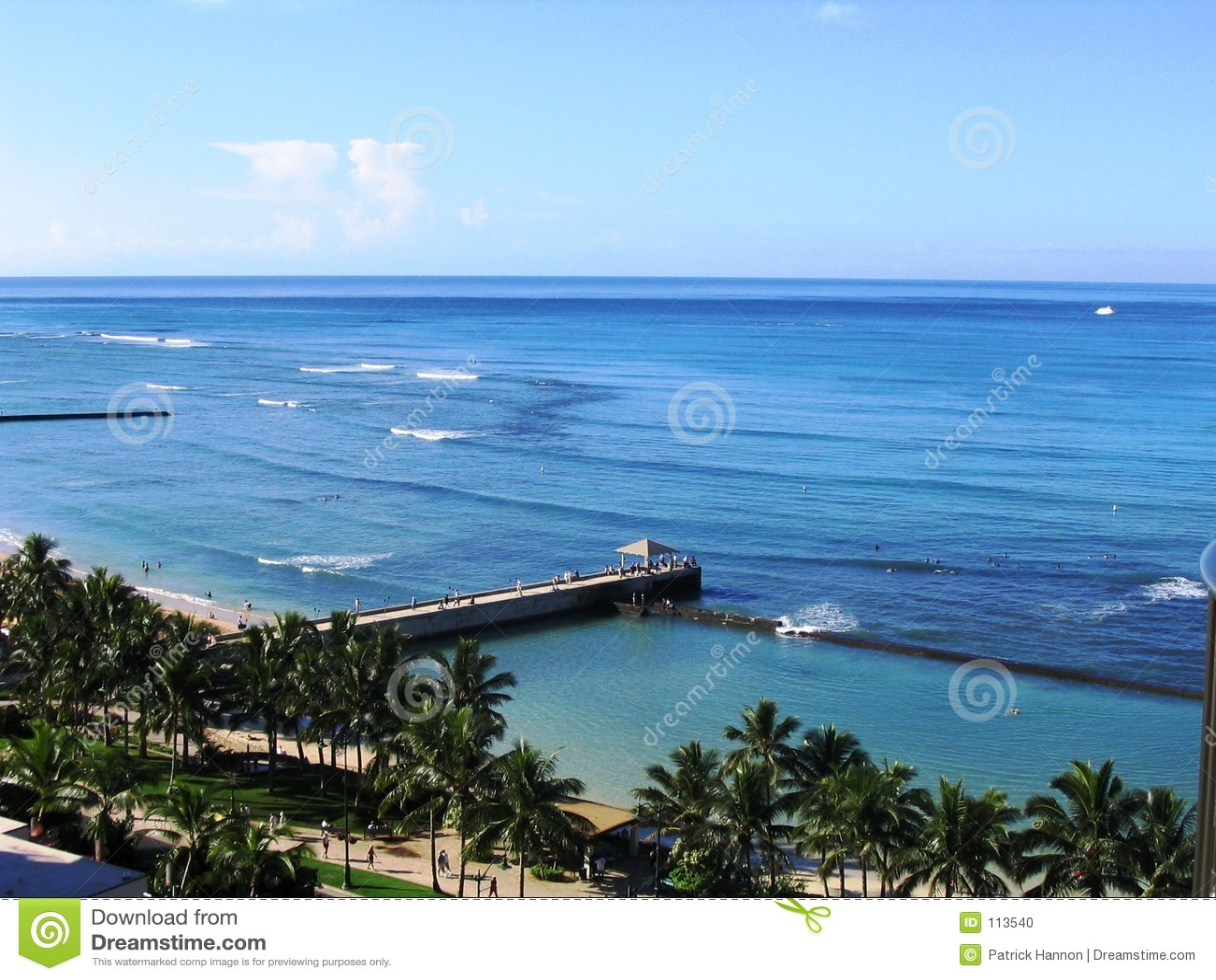 Cais de Waikiki
