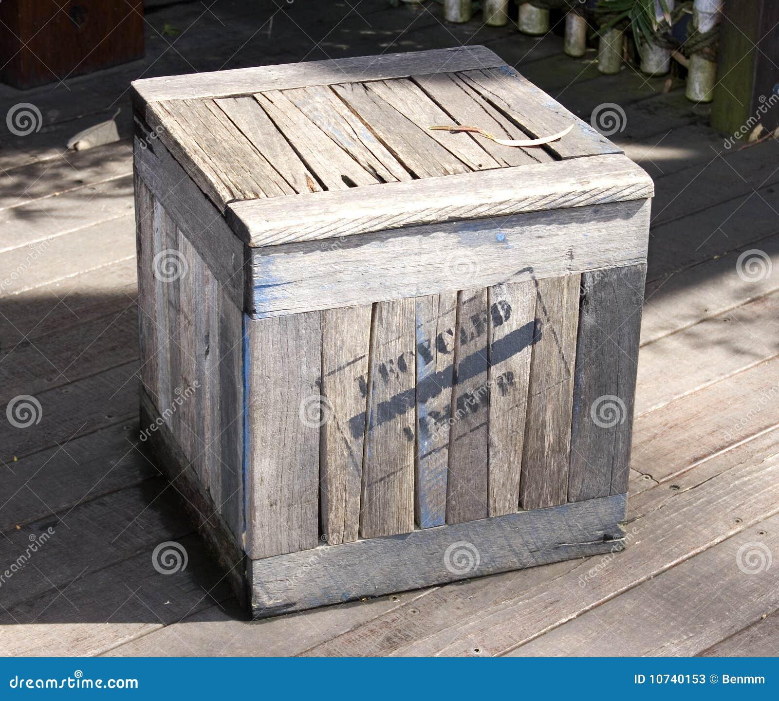 caisse de cargaison image stock image du logistique 10740153. Black Bedroom Furniture Sets. Home Design Ideas