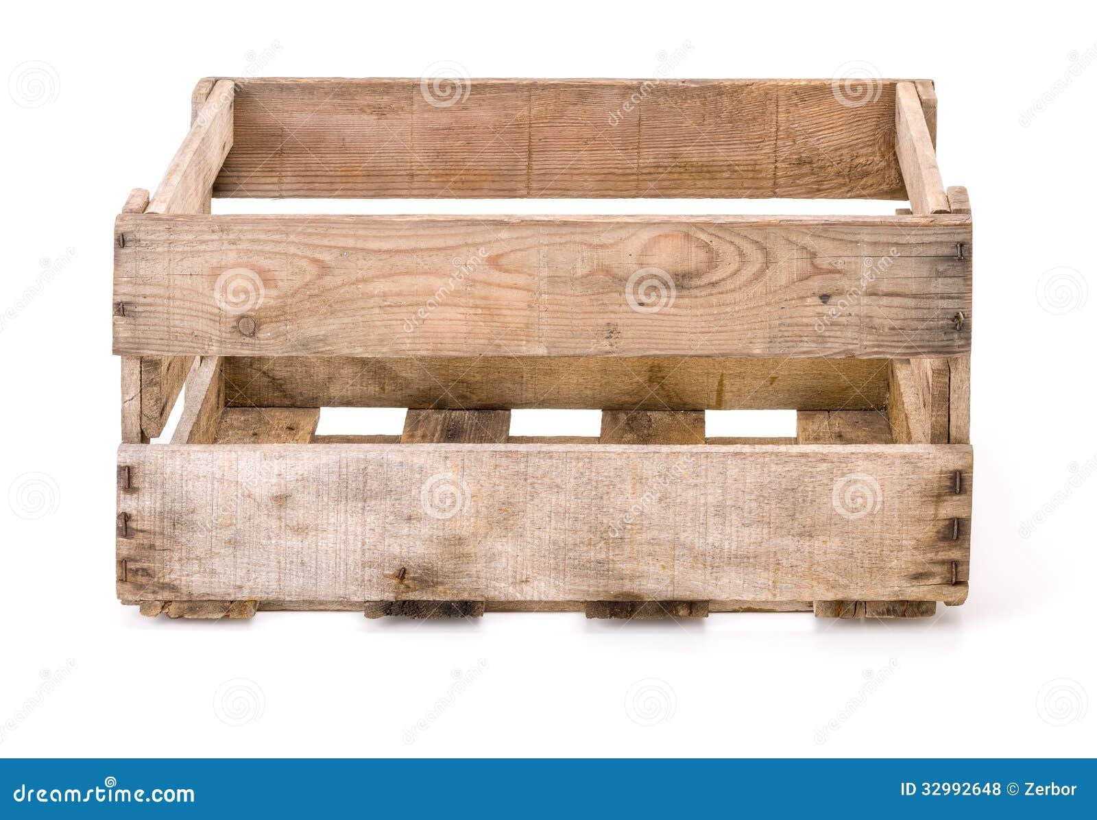 Caisse En Bois Vintage : Vintage Wooden Wine Crates