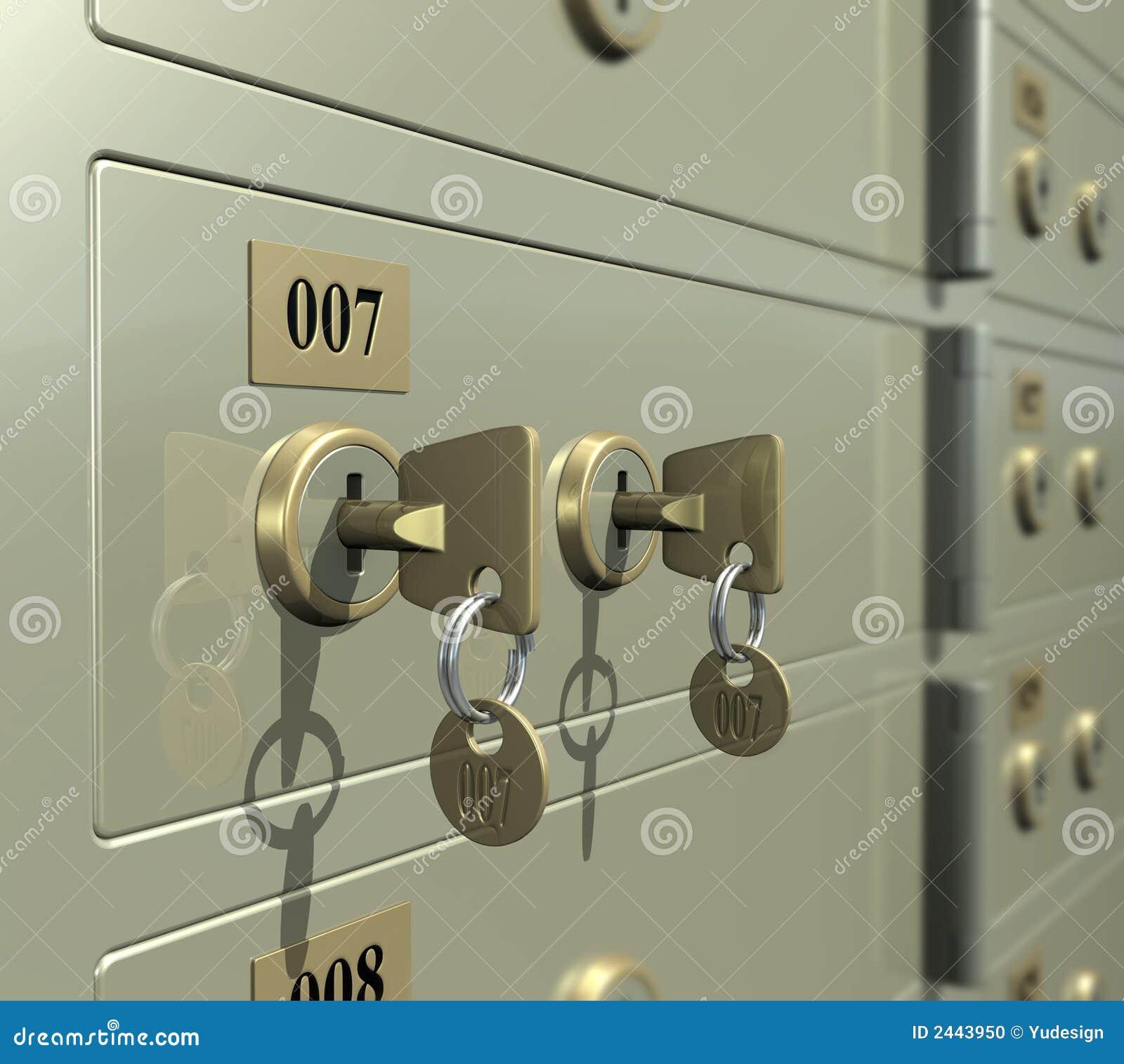 Caixa de depósito seguro