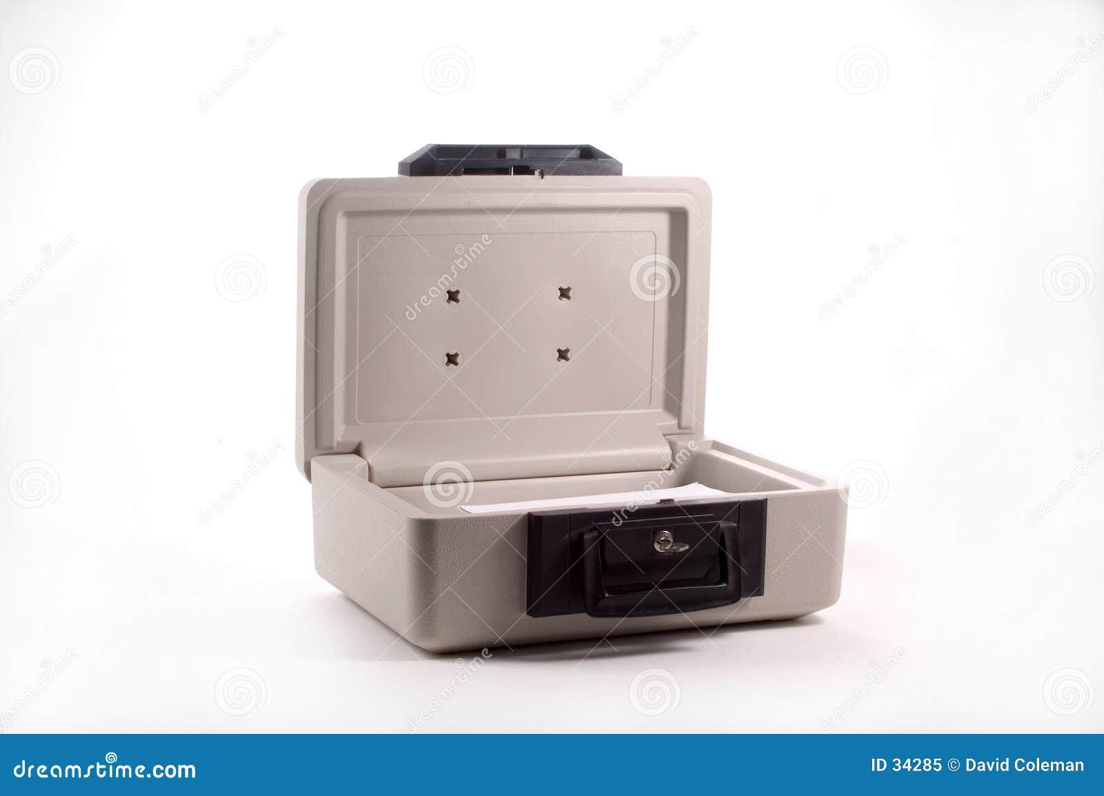 Caixa de Firesafe
