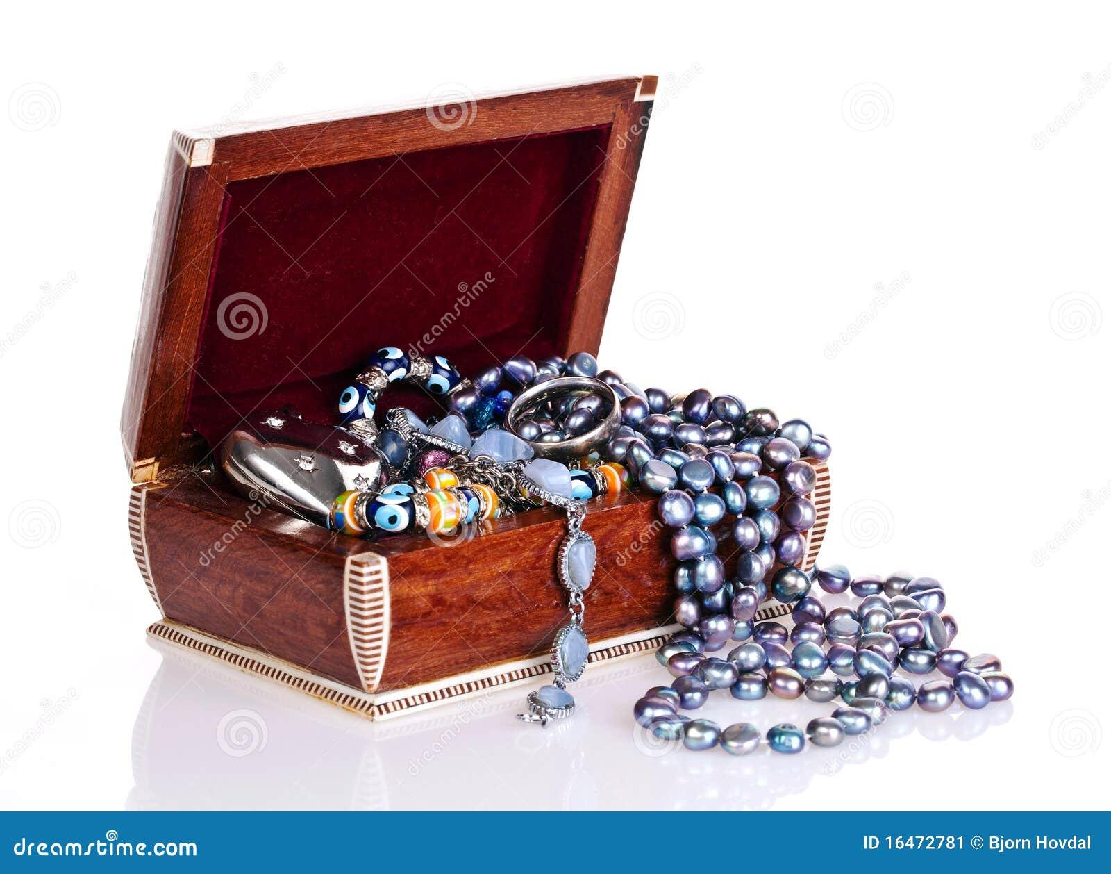 Caixa de jóia