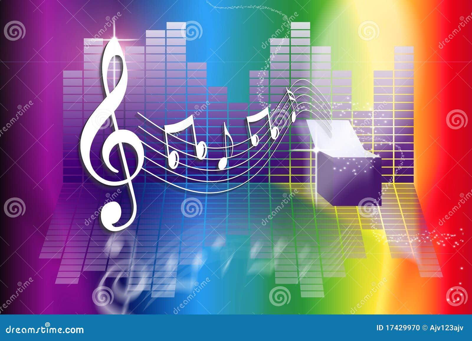 Caixa de música do arco-íris