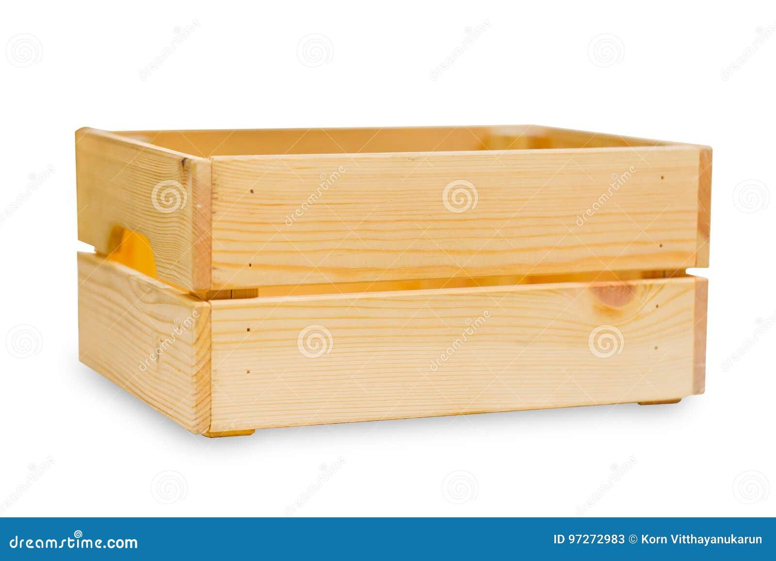 Caixa de madeira ou boa bandeja de madeira de madeira do transporte de carga