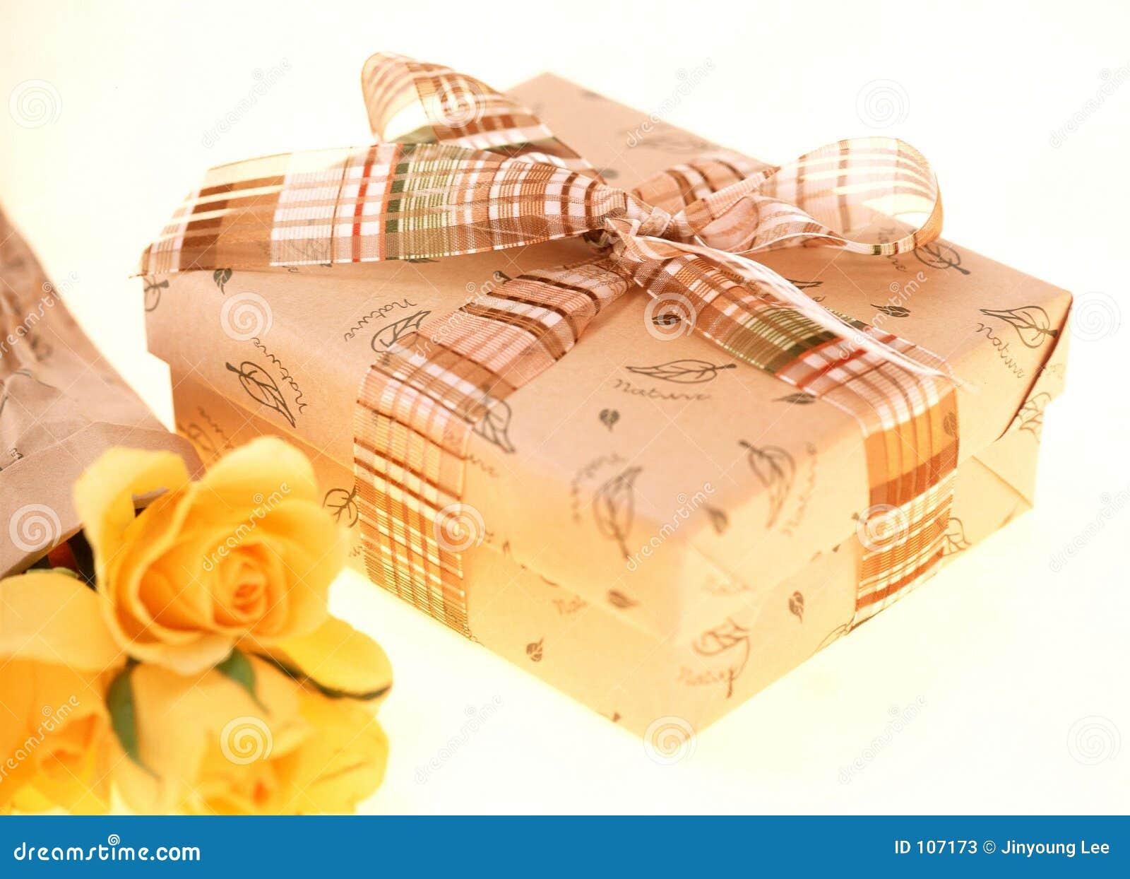 Caixa de presente