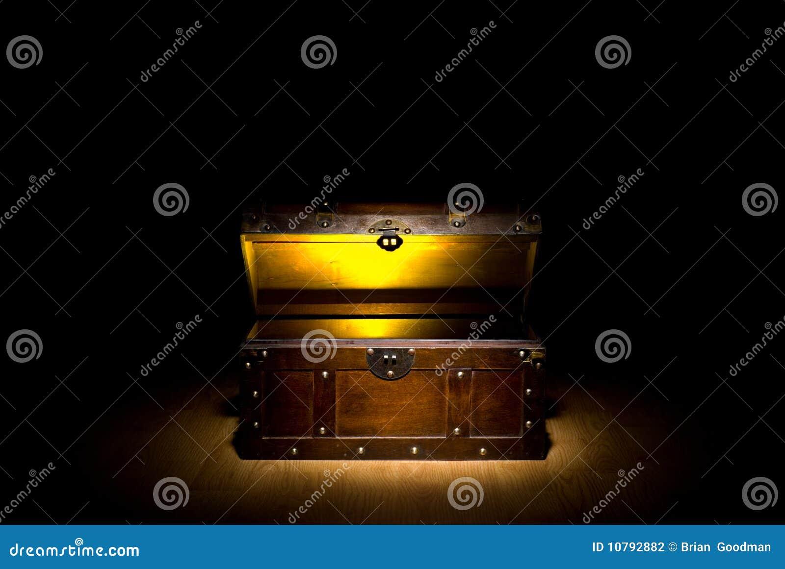 Caixa de tesouro