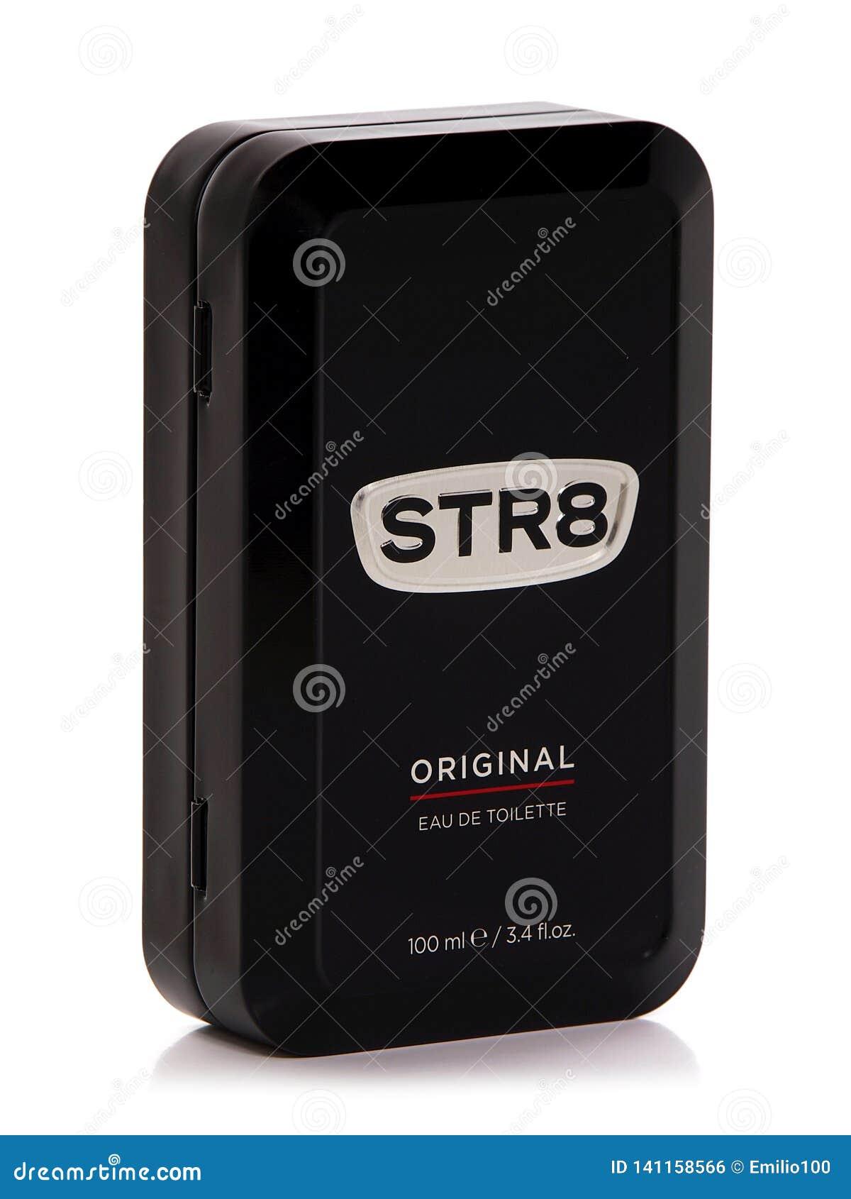 Caixa do original STR8, Eau de Toilette