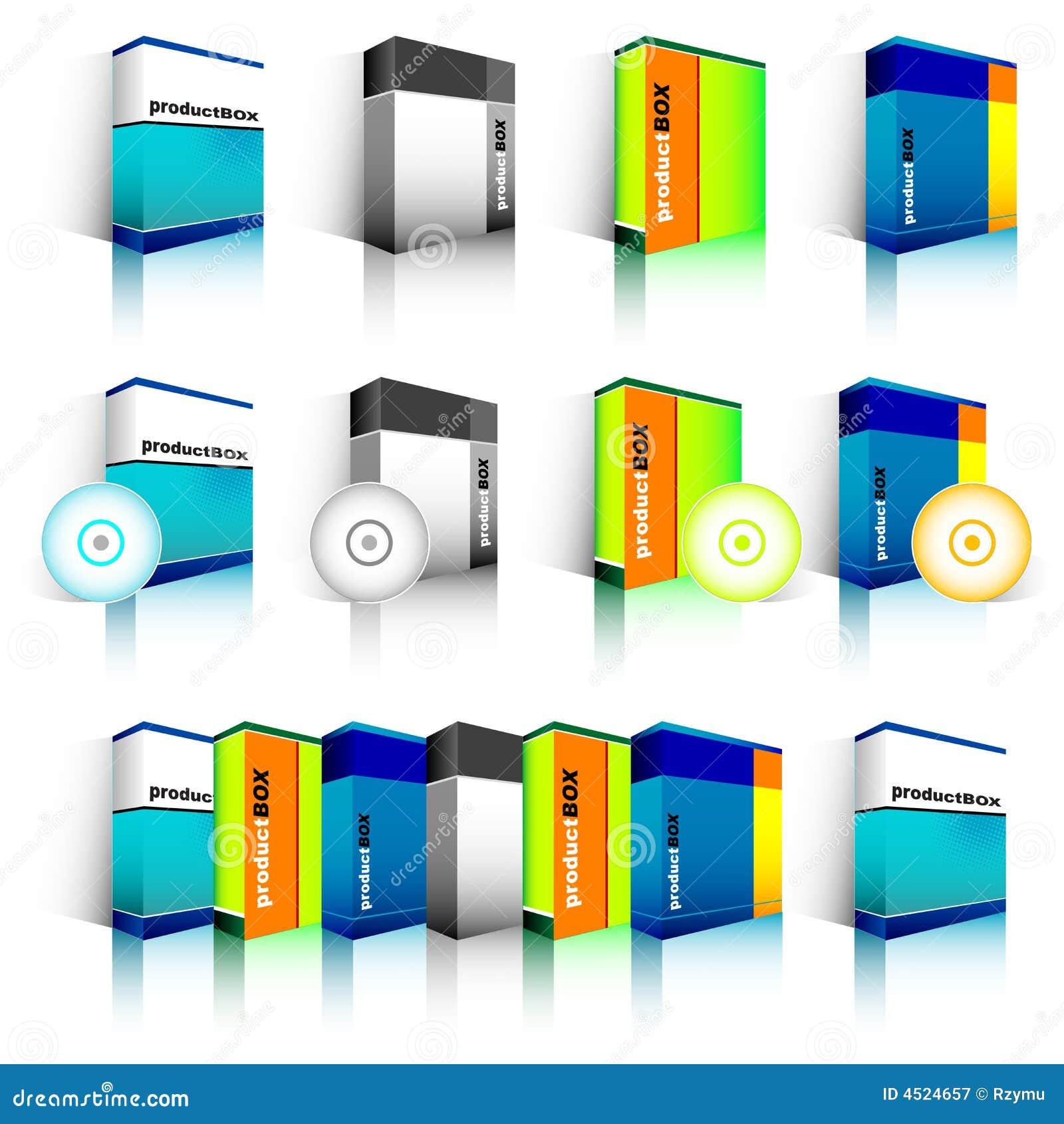 Caixa do software