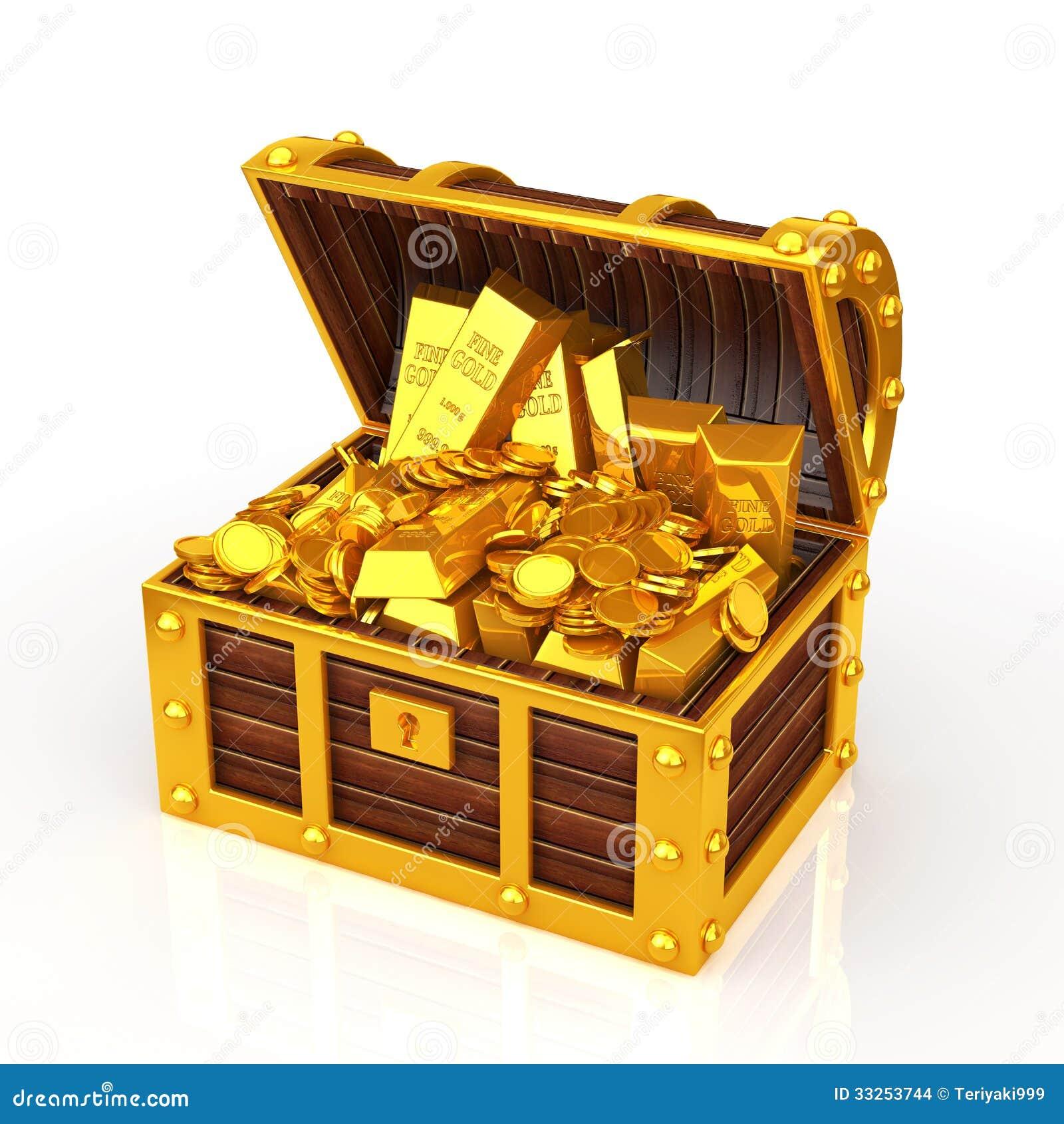 Caixa do tesouro