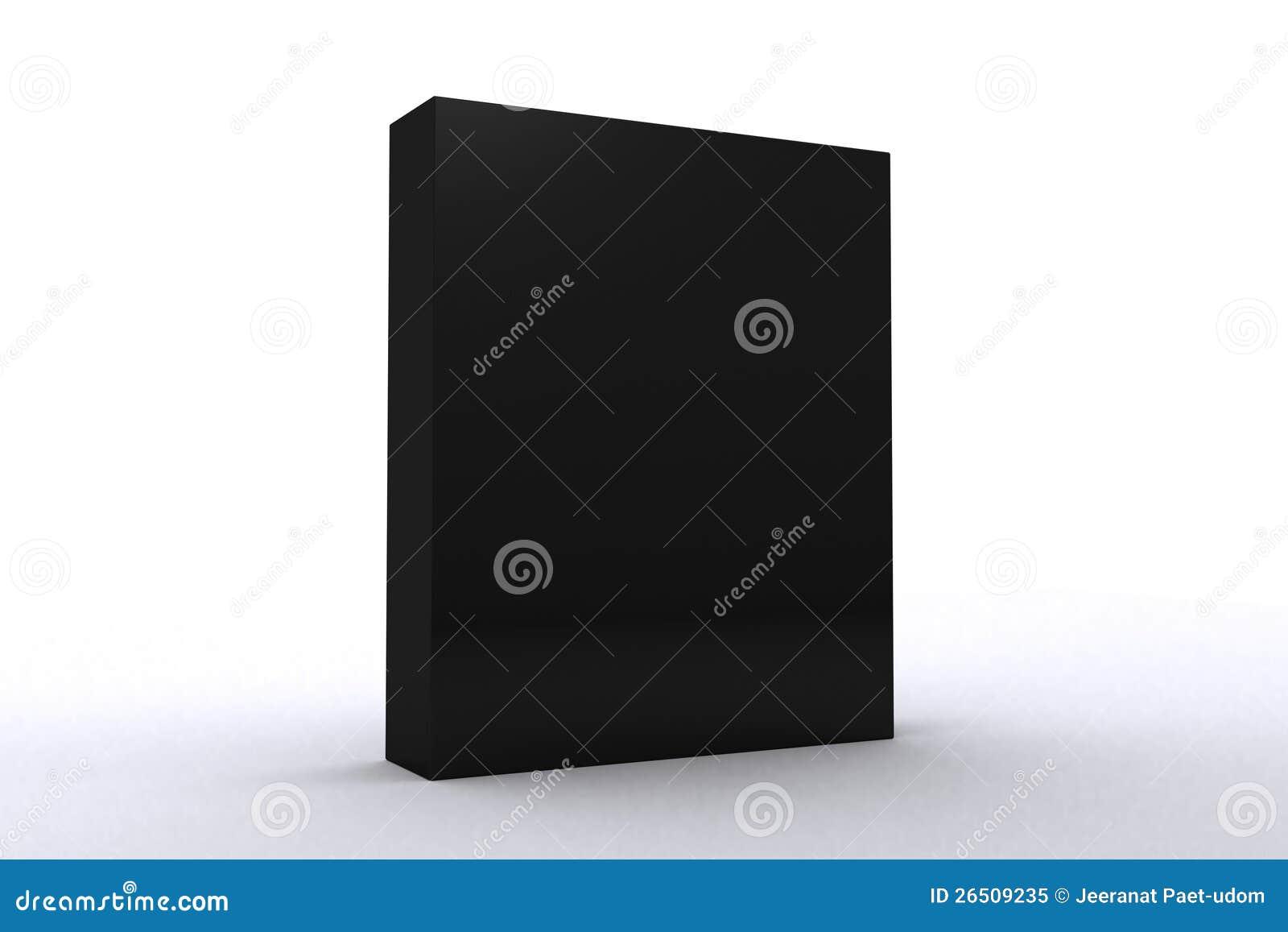 Caixa preta do pacote de software